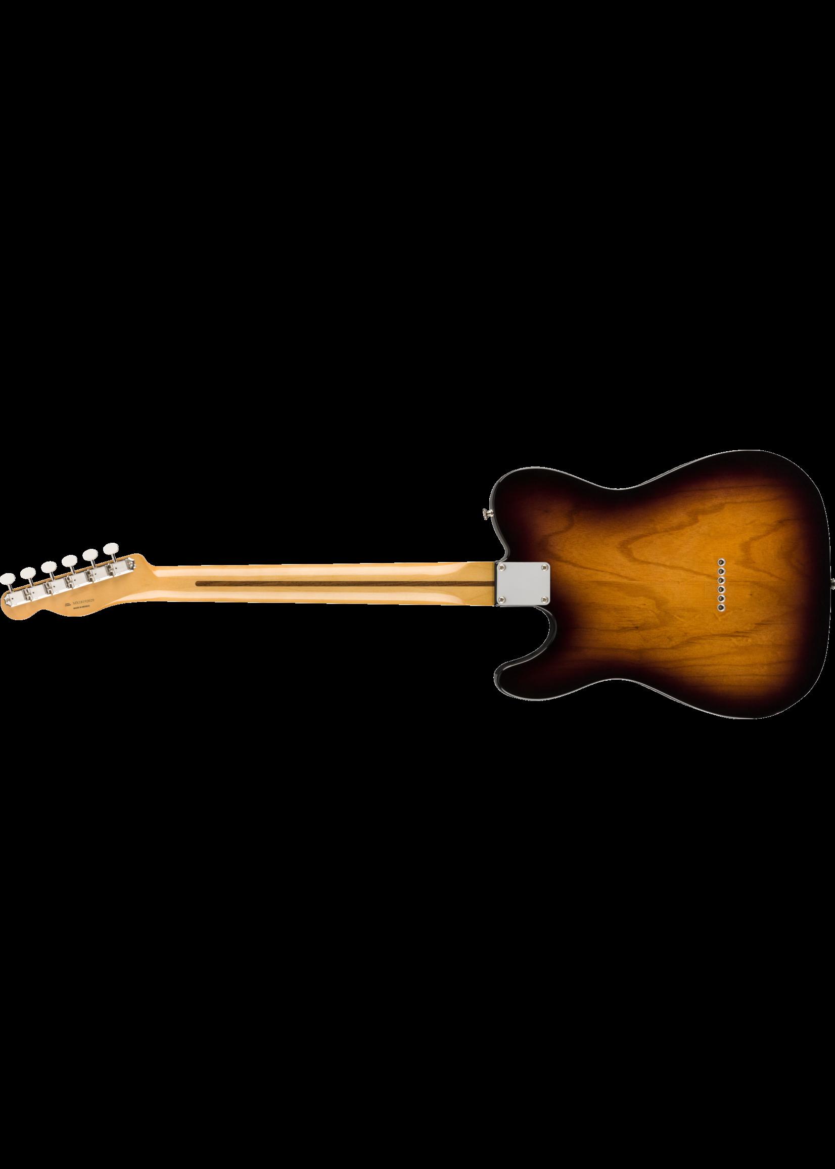 Fender Fender Vintera '50s Telecaster with Maple Fretboard 2-Color Sunburst