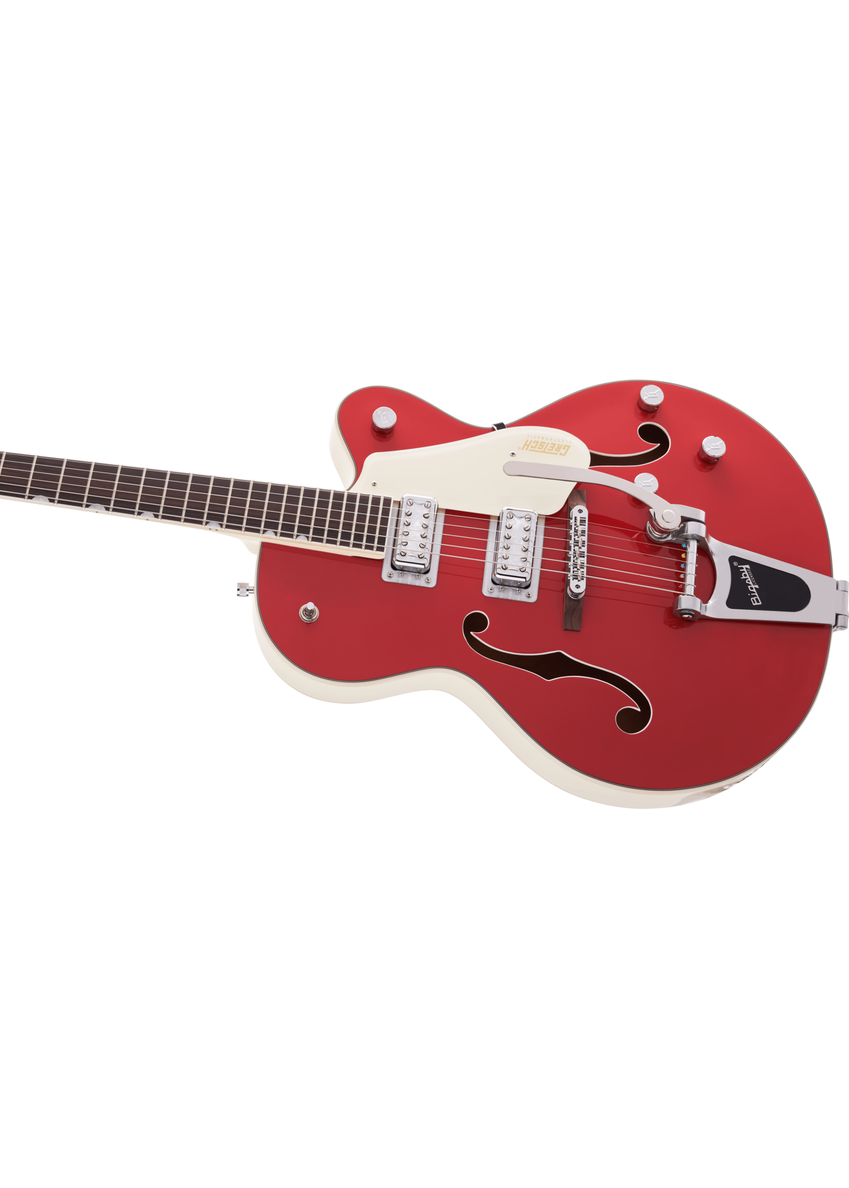 Gretsch Gretsch G5410T Electromatic Tri-Five Two Tone Fiesta Red/Vintage White