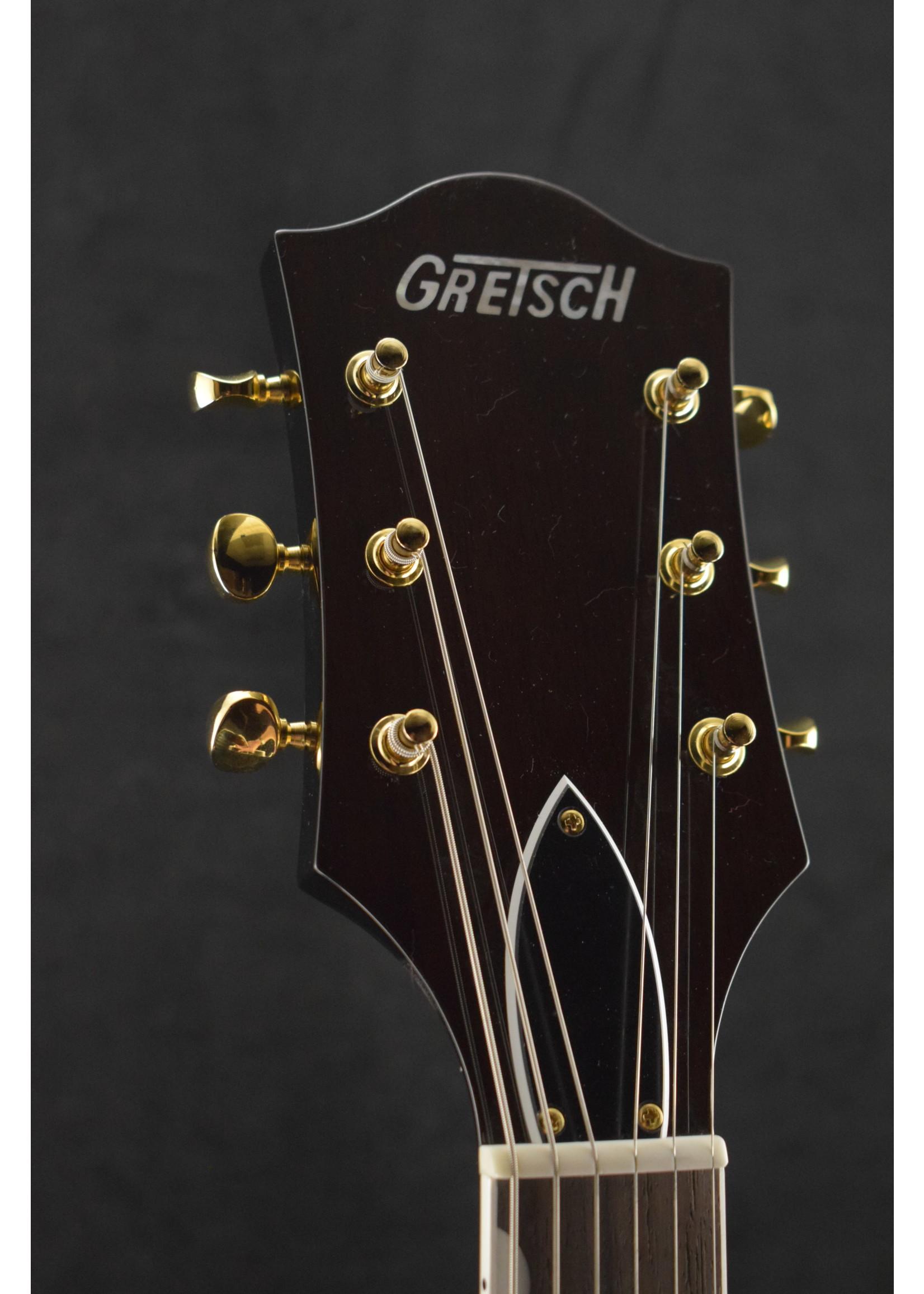 Gretsch Gretsch G6119TG-62RW-LTD '62 Rosewood Tenny with Bigsby Natural