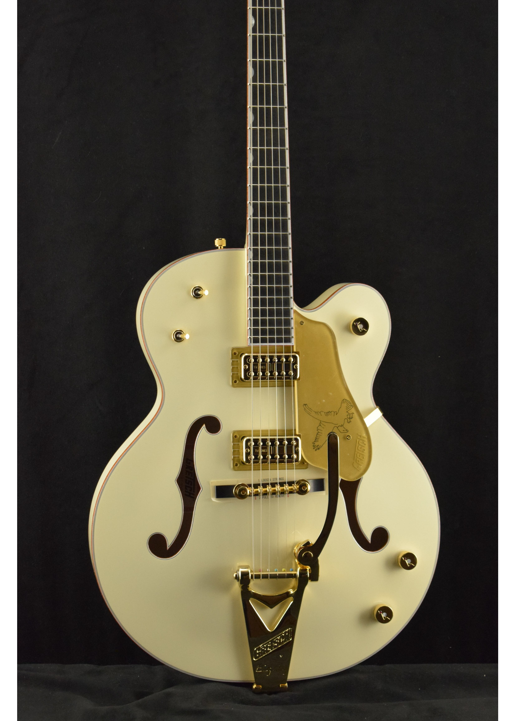 Gretsch Gretsch G6136T-59 Vintage Select '59 Falcon with Bigsby Vintage White