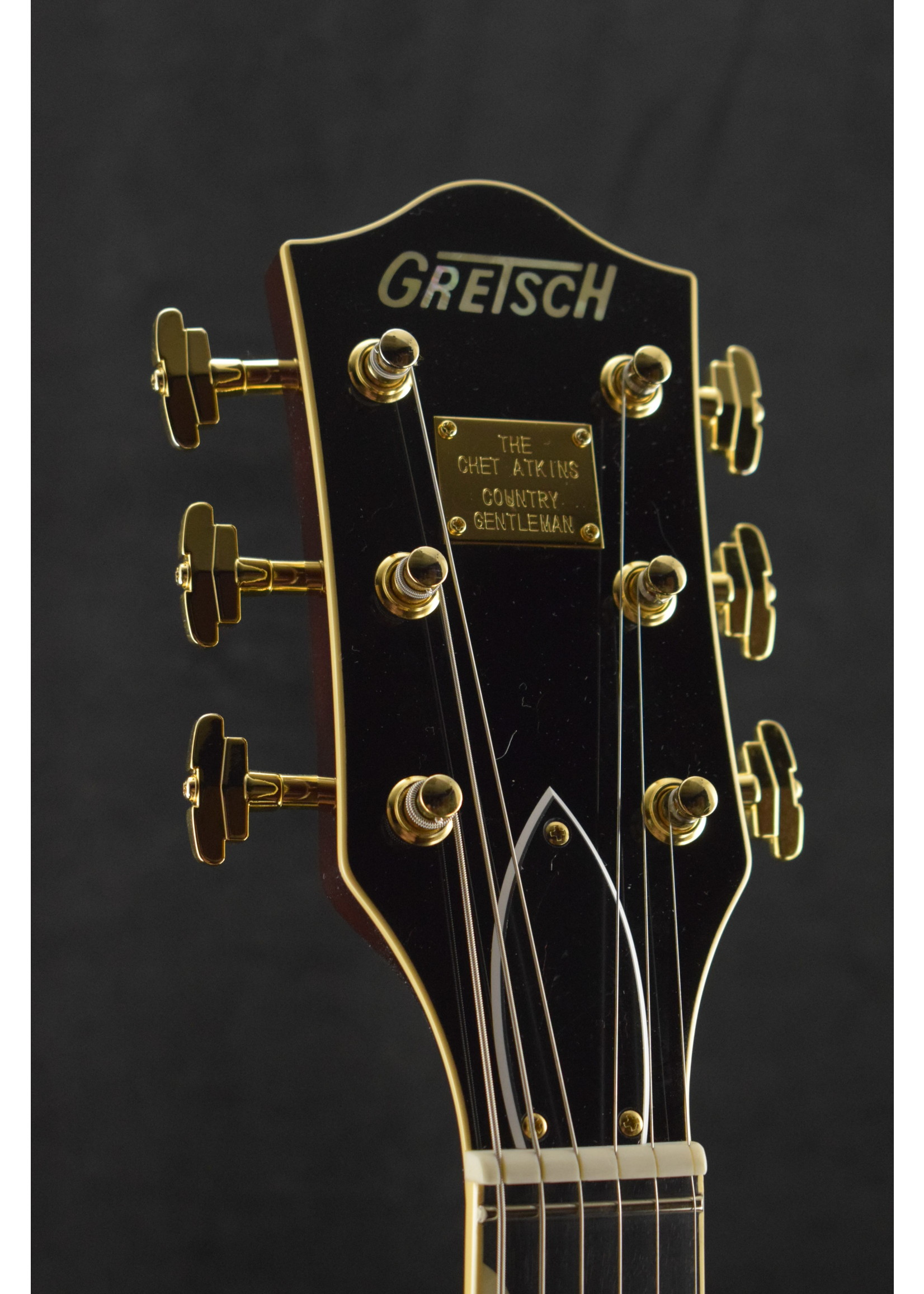Gretsch Gretsch G6122T-62 Vintage Select '62 Chet Atkins Country Gentleman with Bigsby
