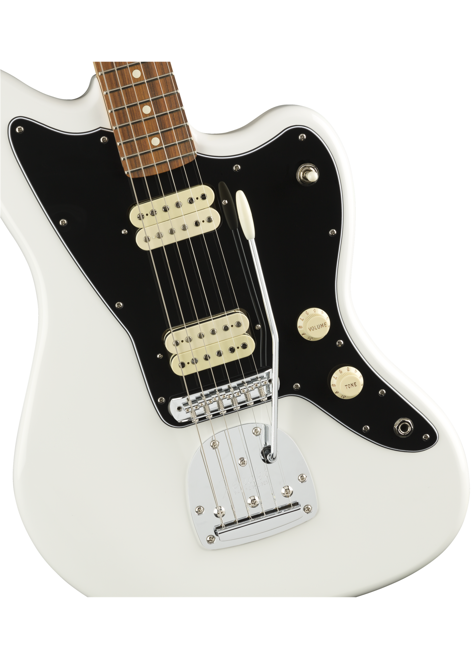 Fender Fender Player Jazzmaster HH with Pau Ferro Fretboard Polar White