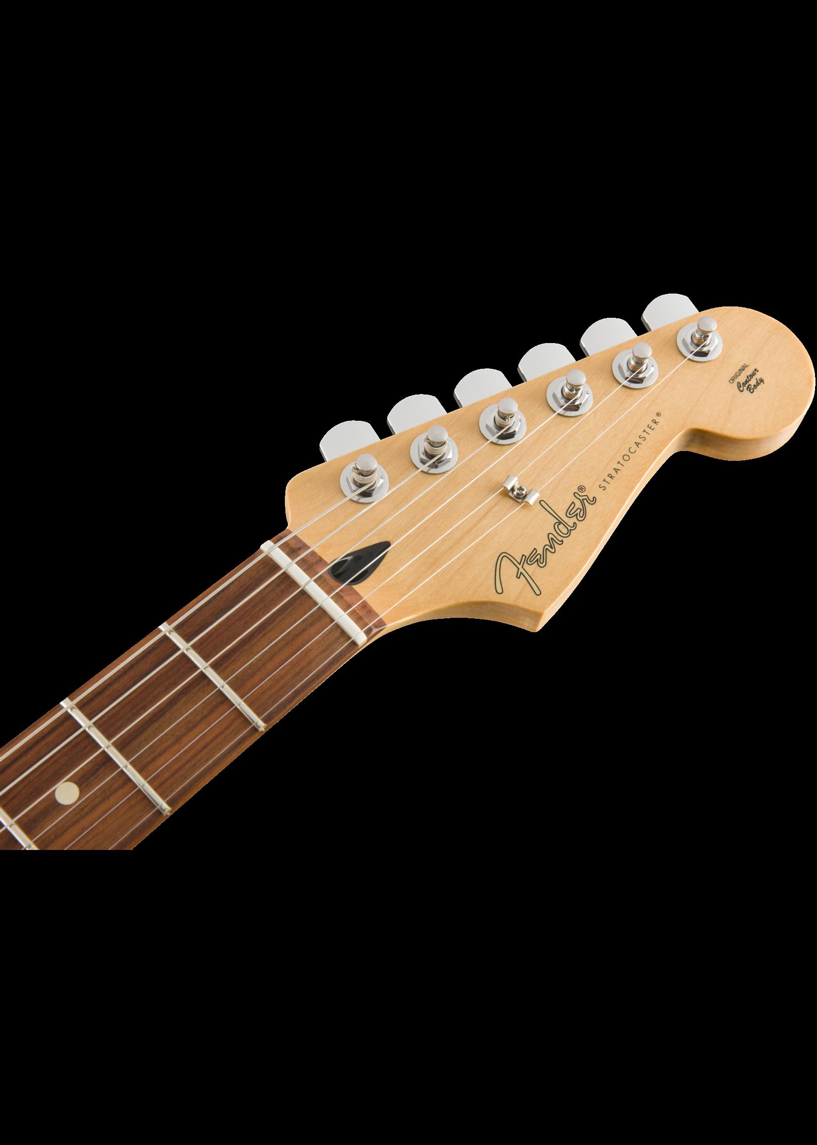 Fender Fender Player Stratocaster with Pau Ferro Fretboard 3-Color Sunburst