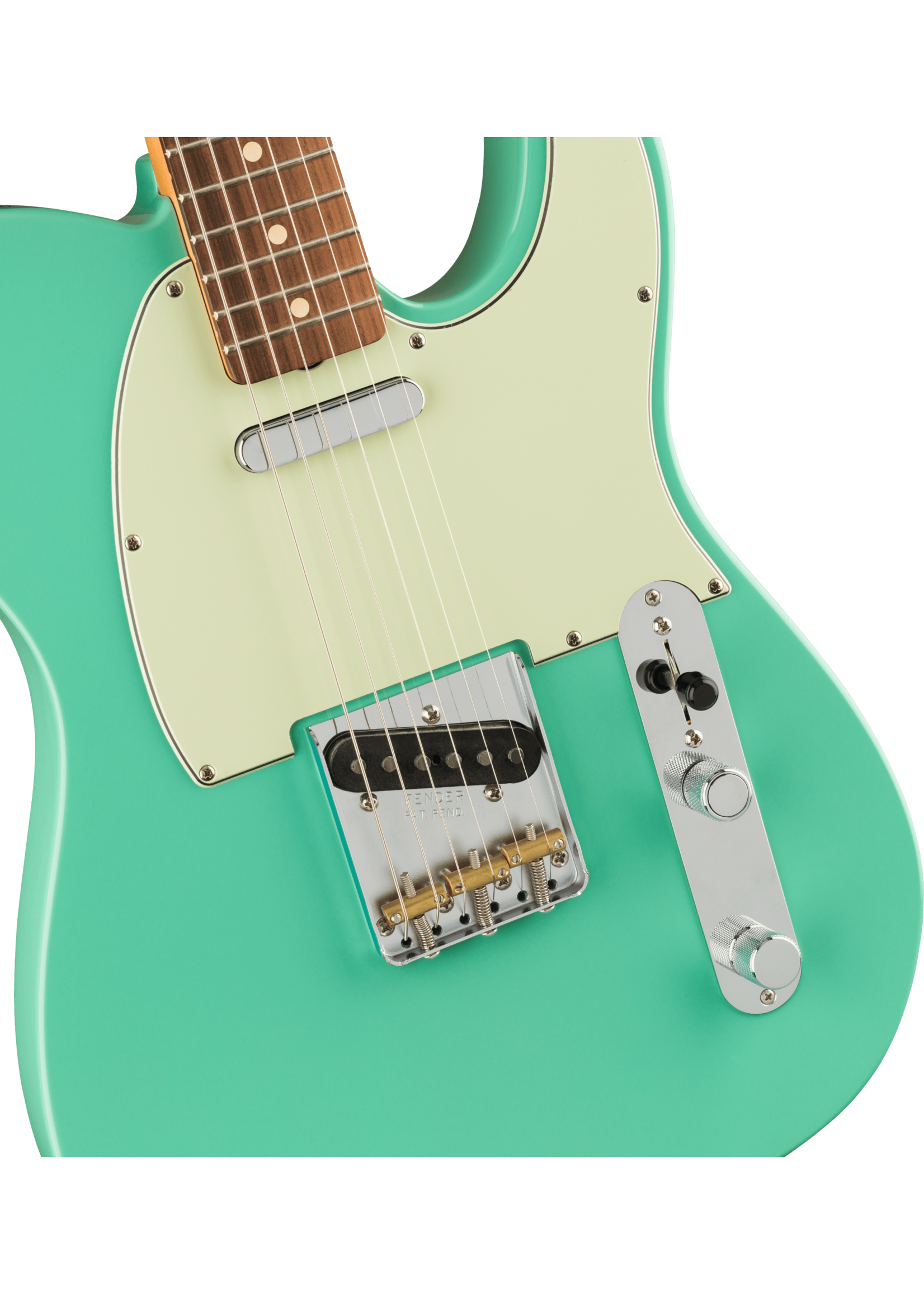 Fender Fender Vintera '60s Telecaster Modified with Pau Ferro Fretboard Seafoam Green