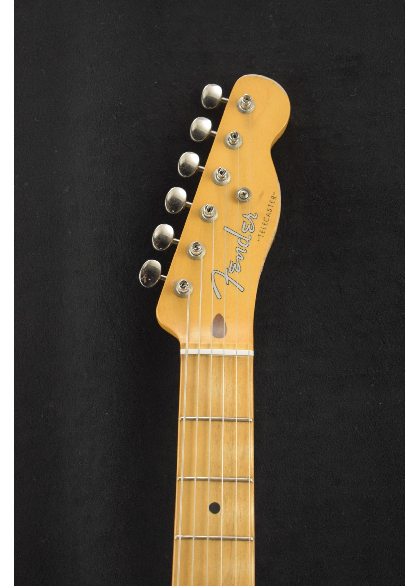 Fender Fender Vintera Road Worn '50s Telecaster Lake Placid Blue