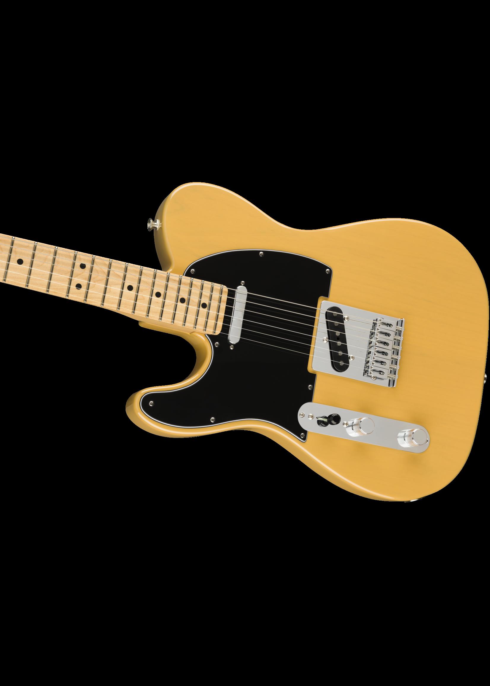 Fender Fender Player Telecaster Left-Handed with Maple Fretboard Butterscotch Blonde