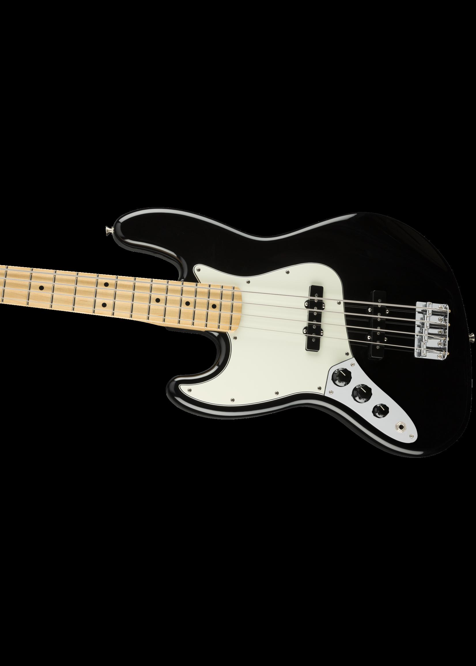 Fender Fender Player Jazz Bass Left-Handed with Maple Fretboard Black