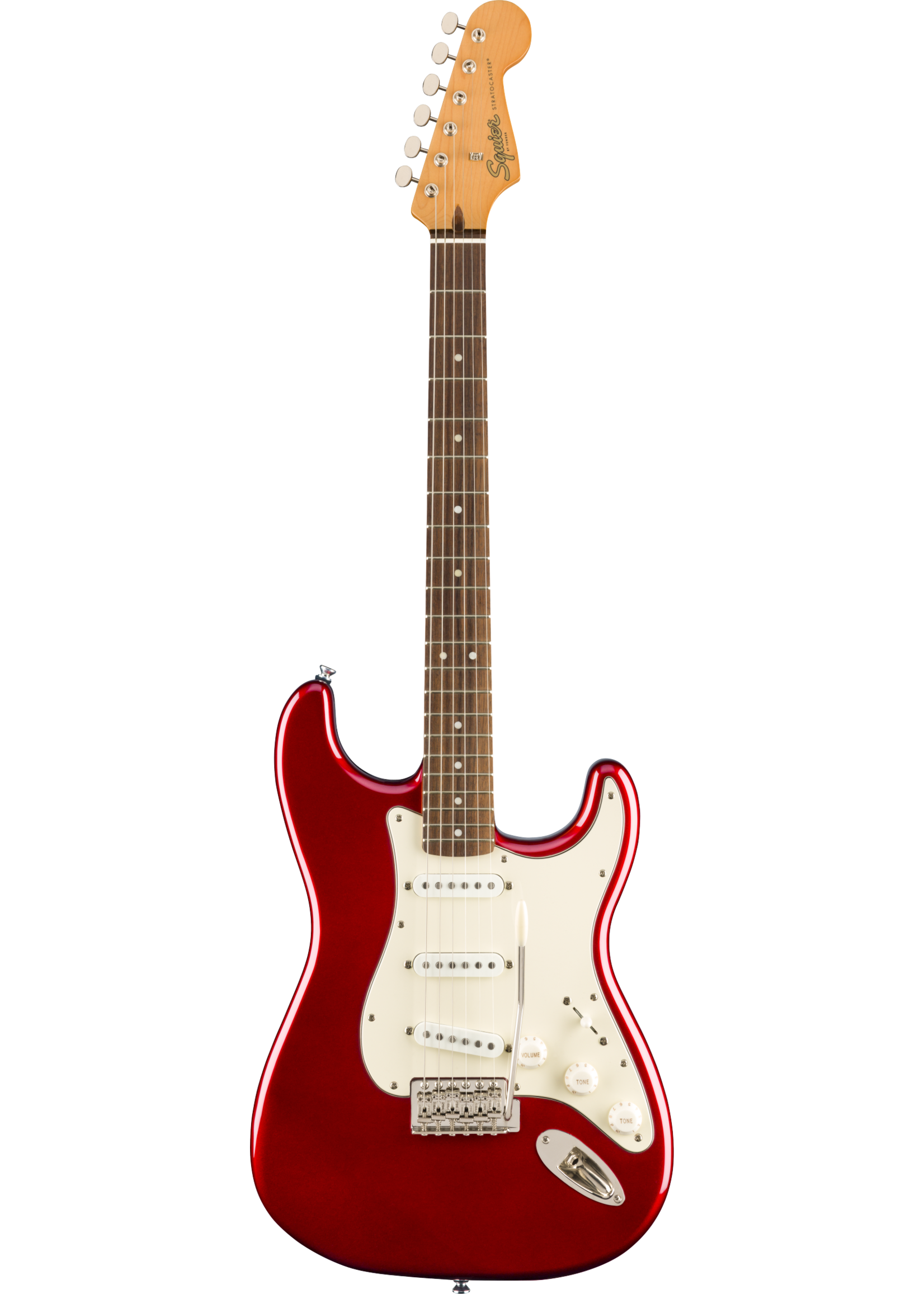 Squier Squier Classic Vibe '60s Stratocaster Candy Apple Red