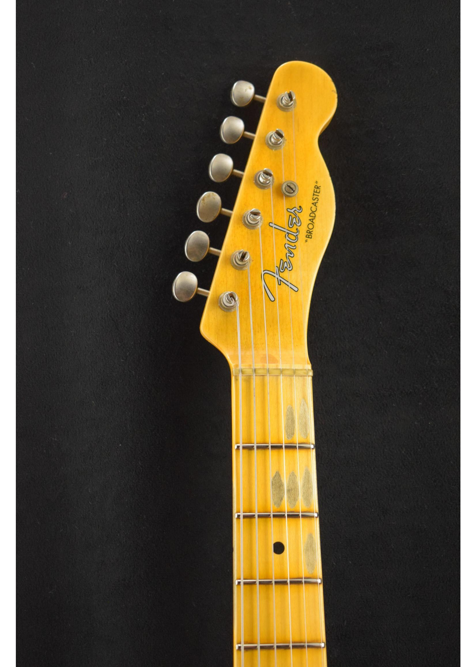 Fender Fender Custom Shop Limited Edition 70th Anniversary Broadcaster Journeyman Relic Nocaster