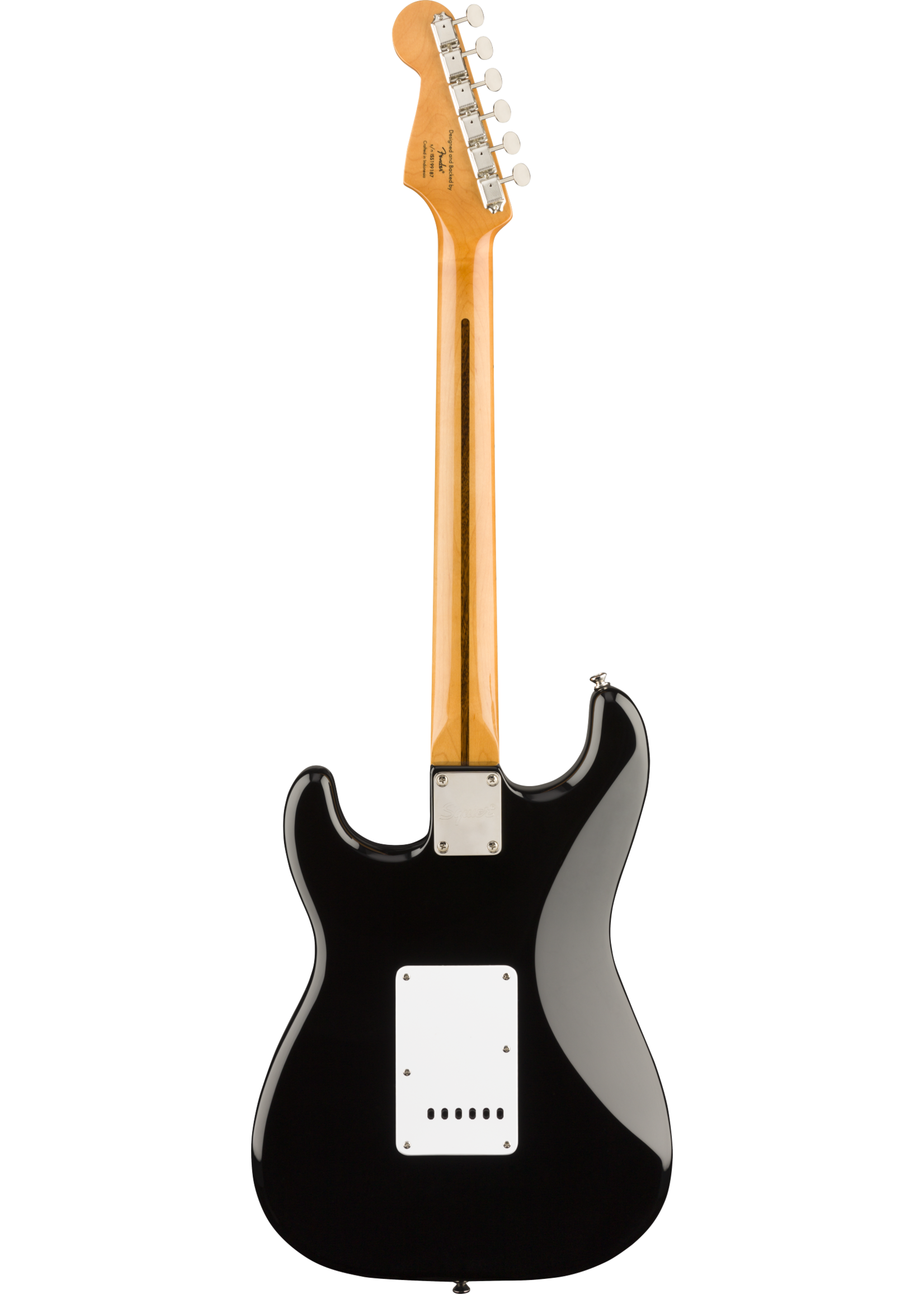 Squier Squier Classic Vibe '50s Stratocaster Black Maple Fretboard
