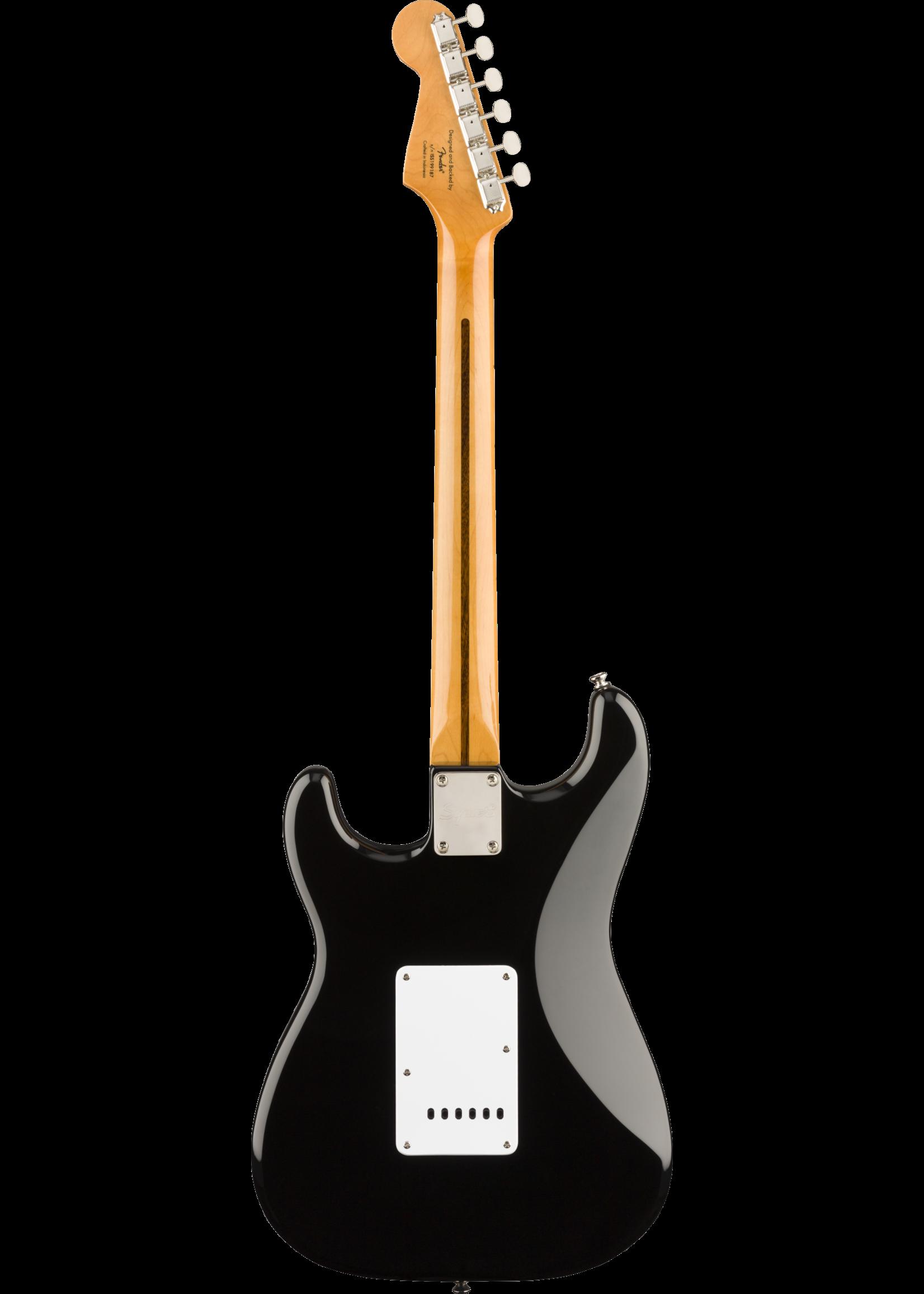 Squier Squier Classic Vibe '50s Stratocaster Black