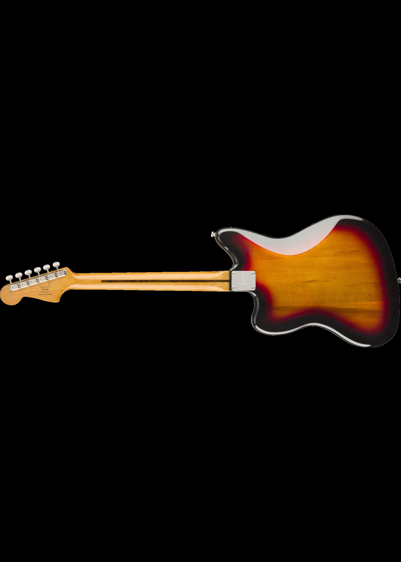 Squier Squier Classic Vibe '60s Jazzmaster 3-Tone Sunburst