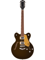 Gretsch Gretsch G5622 Electromatic Center Block Double Cutaway with V-Stoptail Black Gold