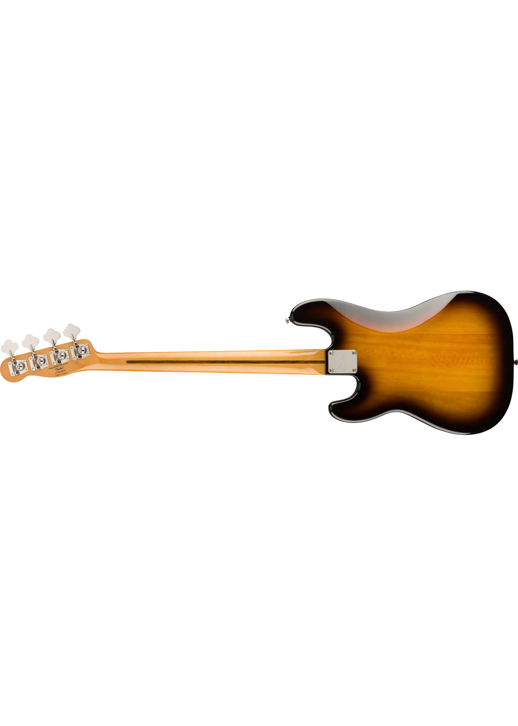 Squier Squier Classic Vibe '50s Precision Bass 2-Tone Sunburst