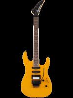 Jackson Jackson X Series SL1X Soloist Taxi Cab Yellow