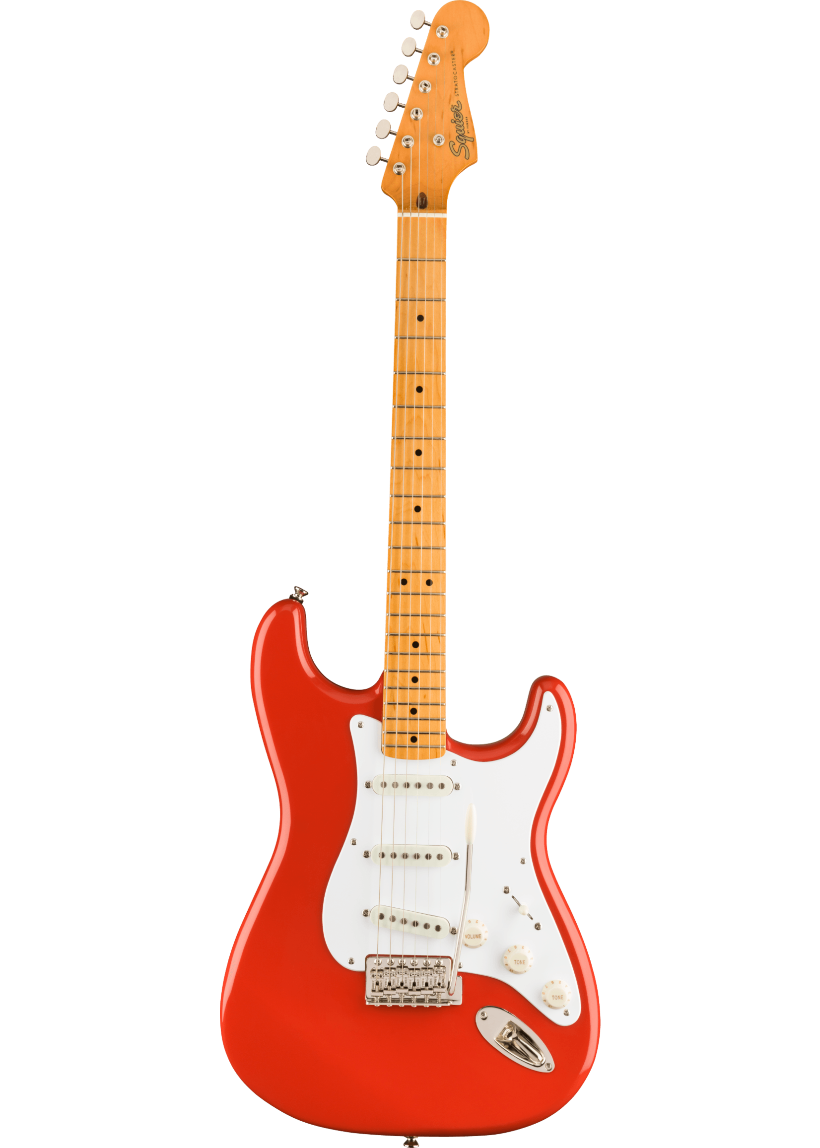 Squier Squier Classic Vibe '50s Stratocaster Fiesta Red
