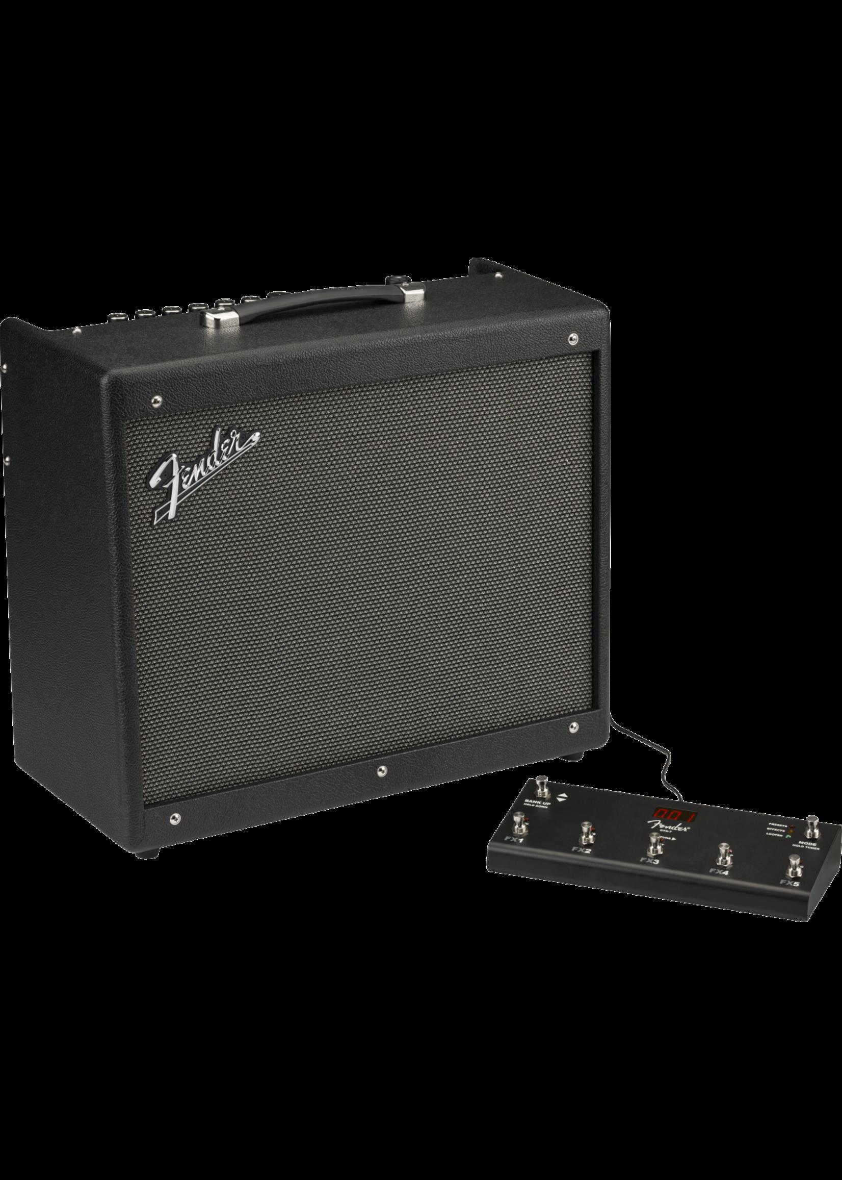"""Fender Fender Mustang GTX100 100-Watt 1x12"""" Digital Modeling Guitar Combo"""