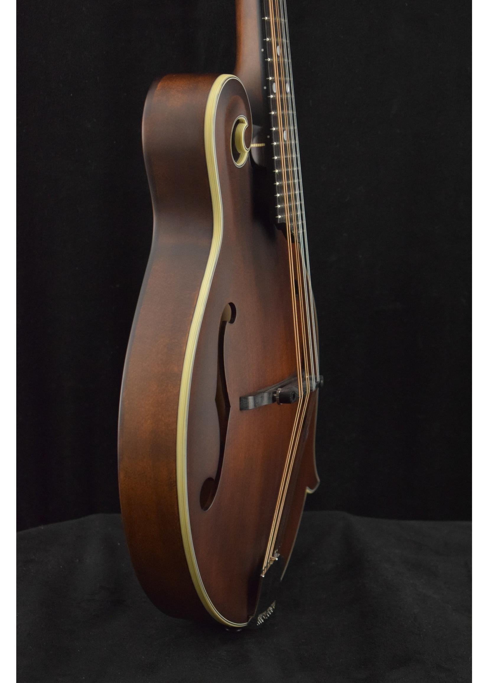 Eastman Eastman MD315 F-Style F-Hole Mandolin Classic Finish