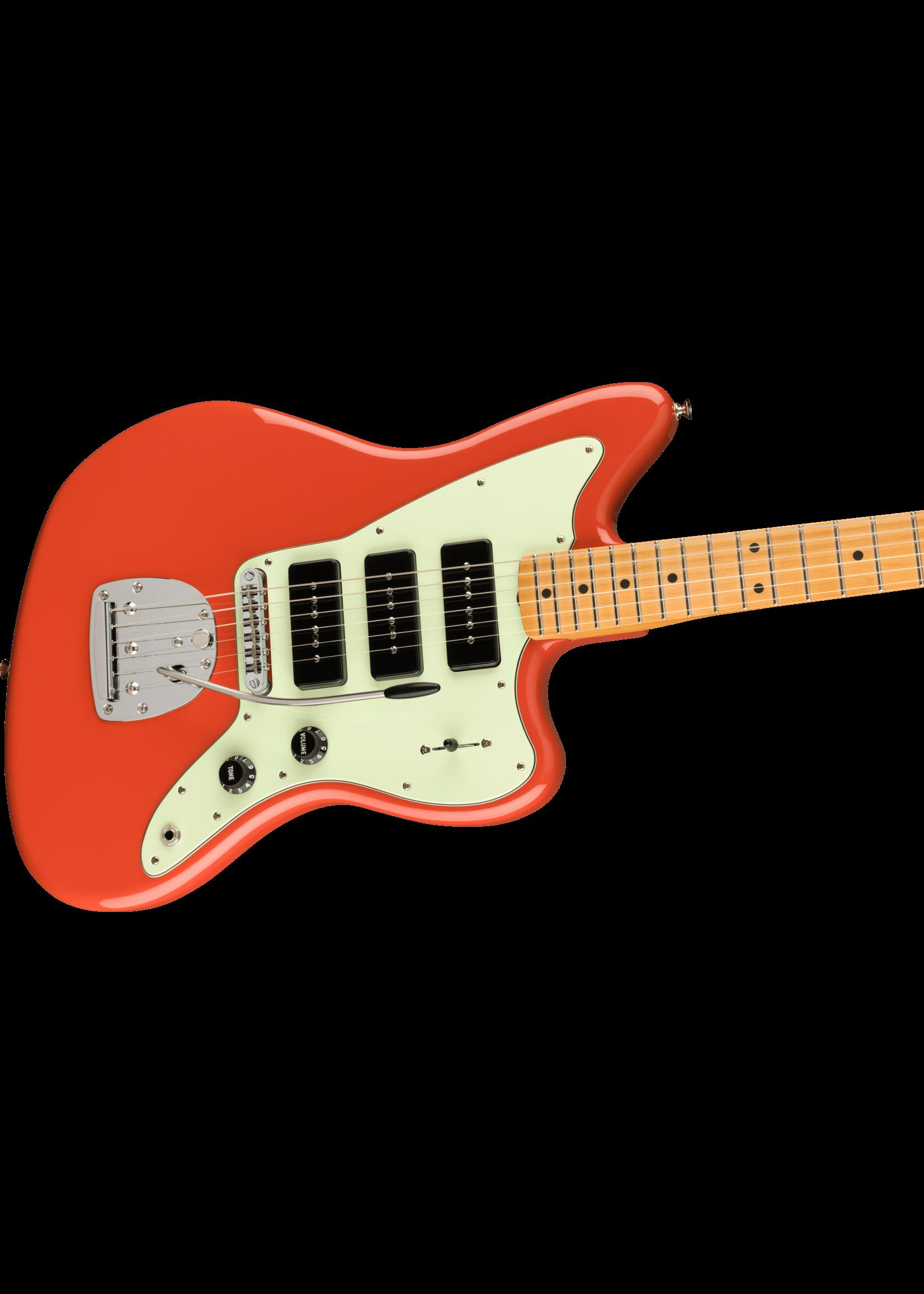 Fender Fender Noventa Jazzmaster Fiesta Red
