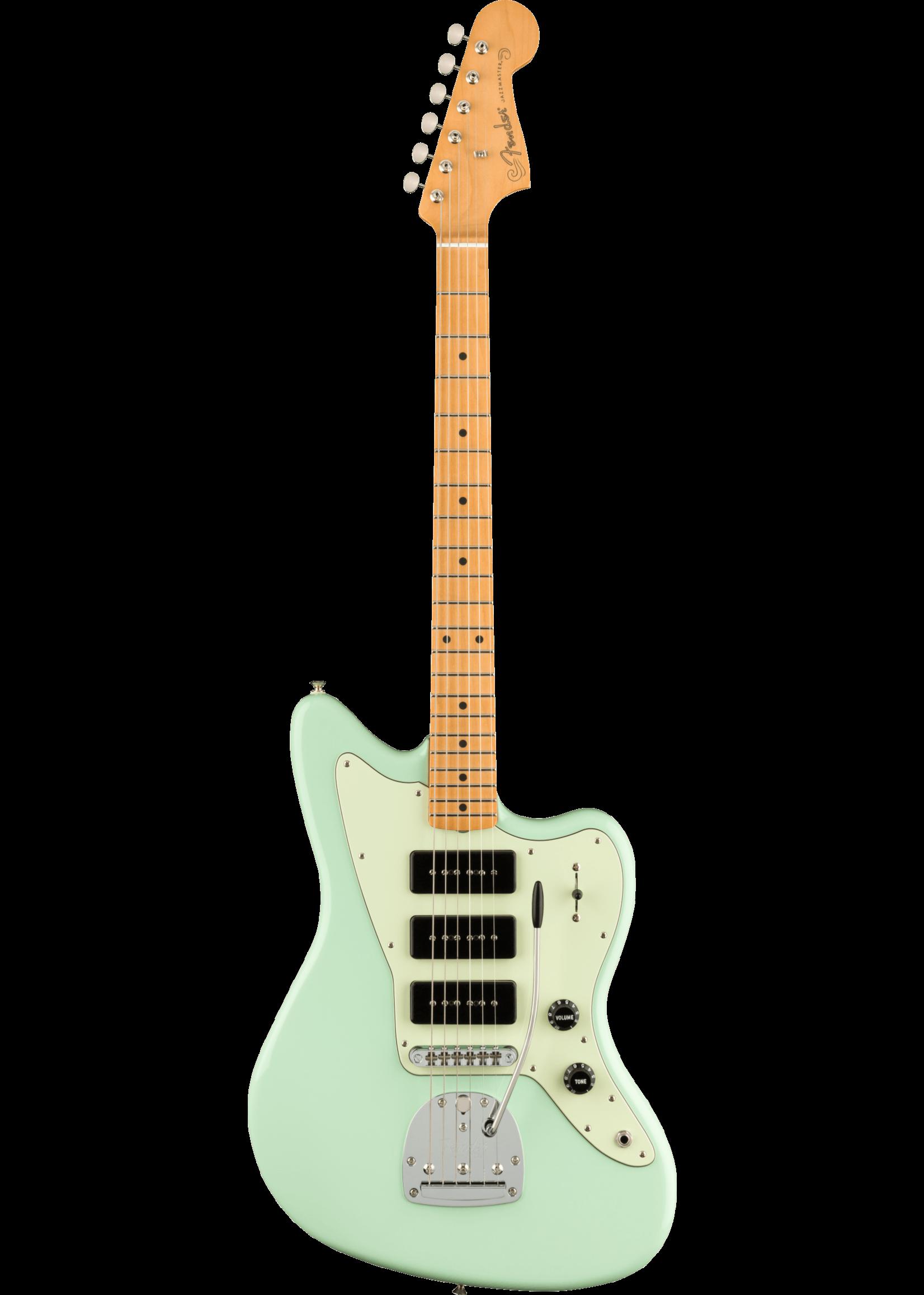 Fender Fender Noventa Jazzmaster Surf Green