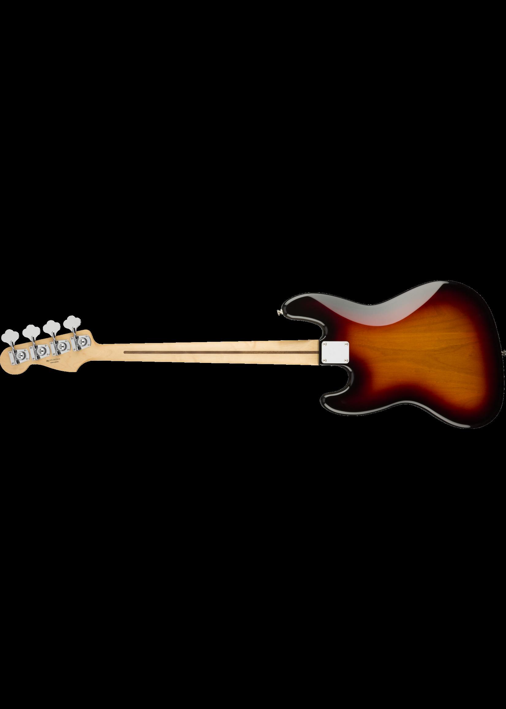 Fender Fender Player Jazz Bass with Pau Ferro Fretboard 3-Color Sunburst