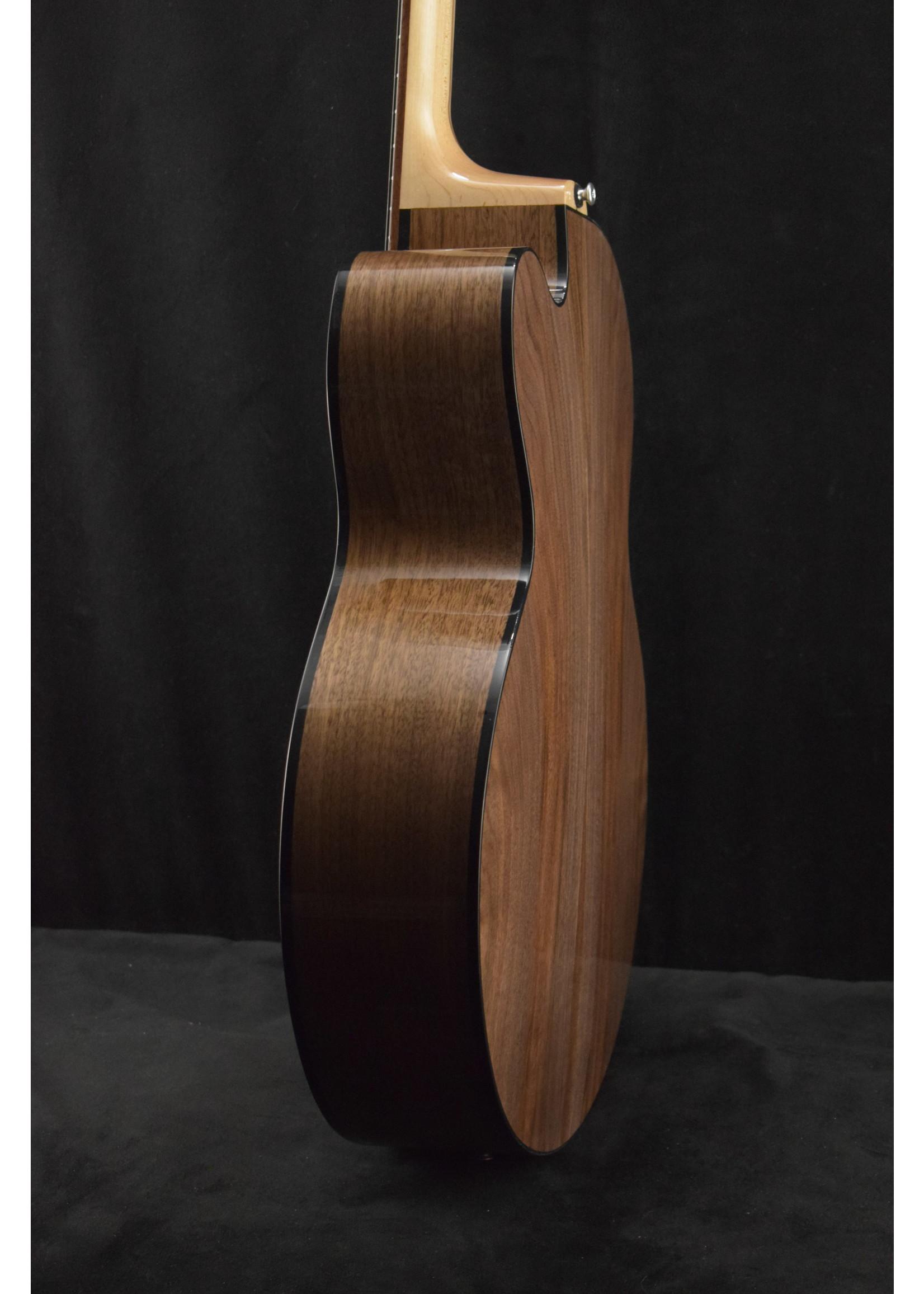 Gibson Gibson J-185 EC Modern Walnut - Walnut Burst