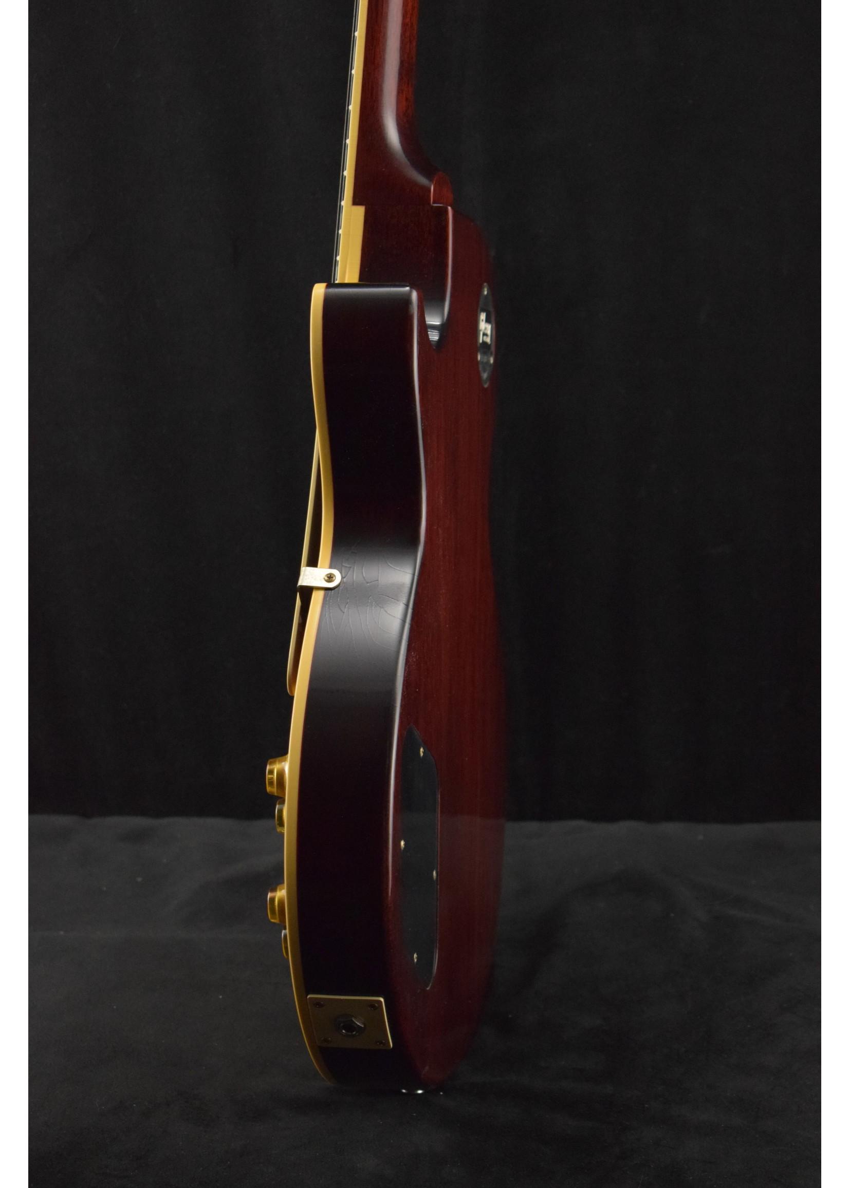 Gibson Gibson Murphy Lab 1958 Les Paul Standard Bourbon Burst Ultra Light Aged