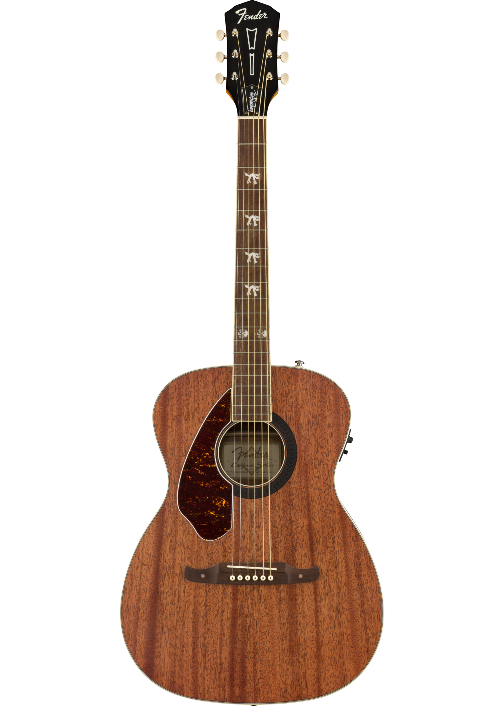 Fender Fender Tim Armstrong Hellcat w/ Electronics Left-Handed Natural