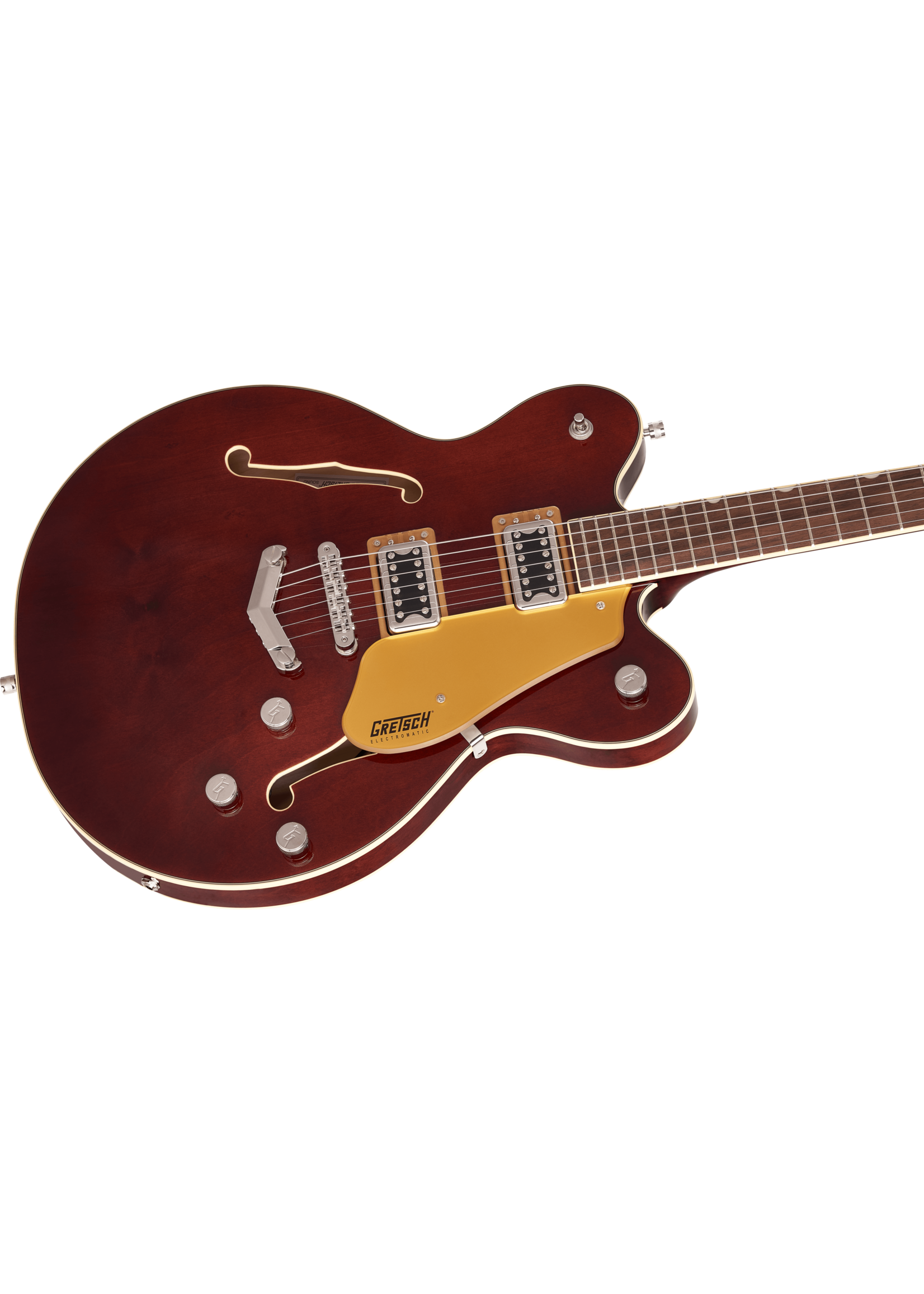 Gretsch Gretsch G5622 Electromatic Center Block Double Cutaway with V-Stoptail Aged Walnut