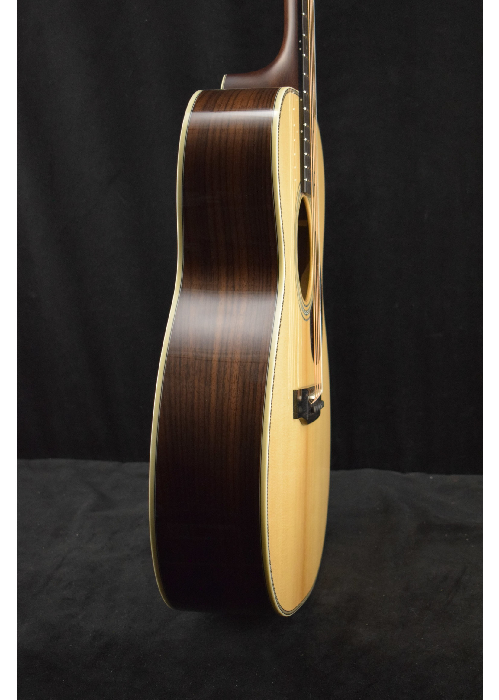 Eastman Eastman E8OM-TC Traditional Series Orchestra Model Thermally Cured Natural Gloss Finish