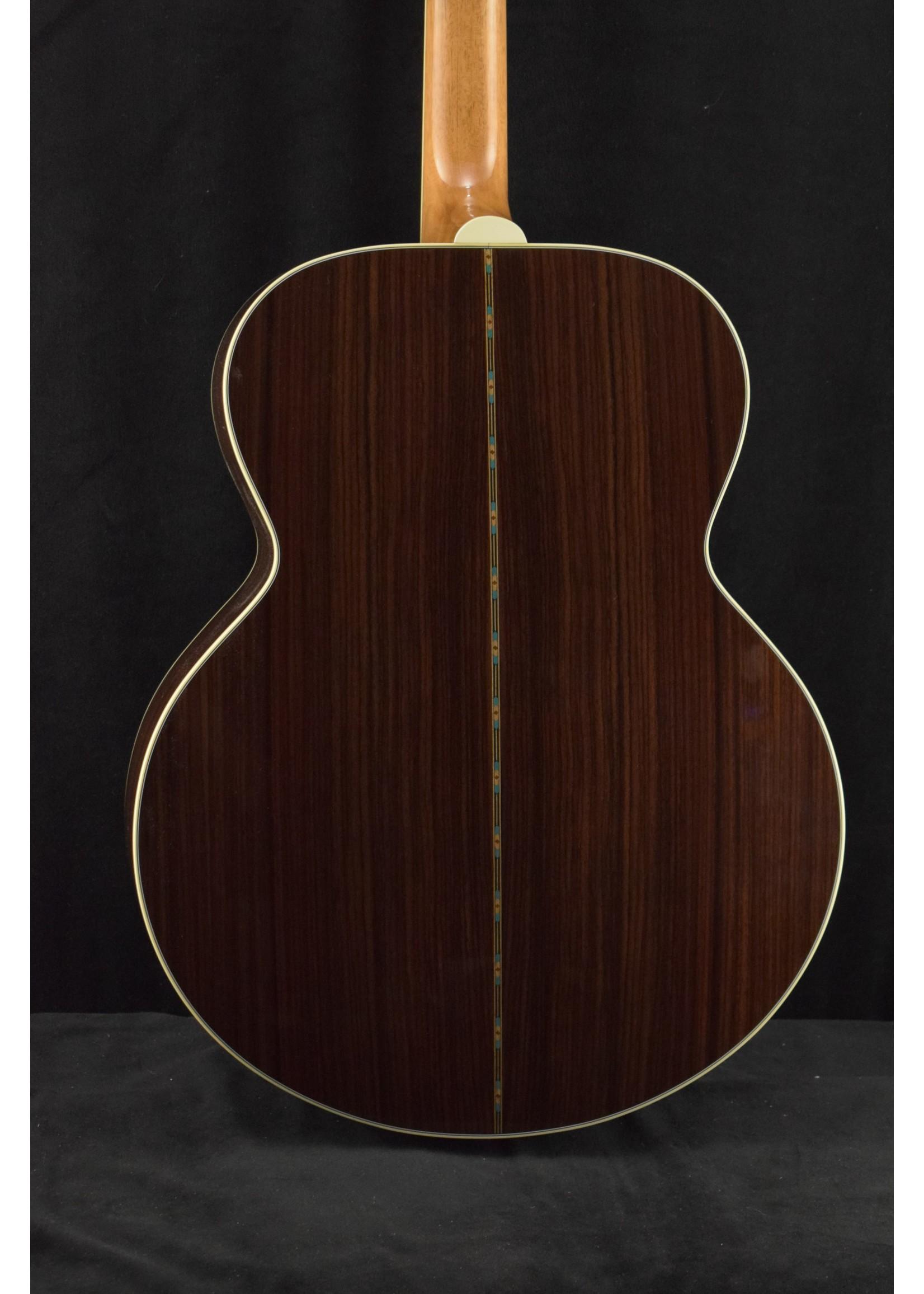 Gibson Gibson Custom Shop SJ-200 Deluxe Rosewood Burst