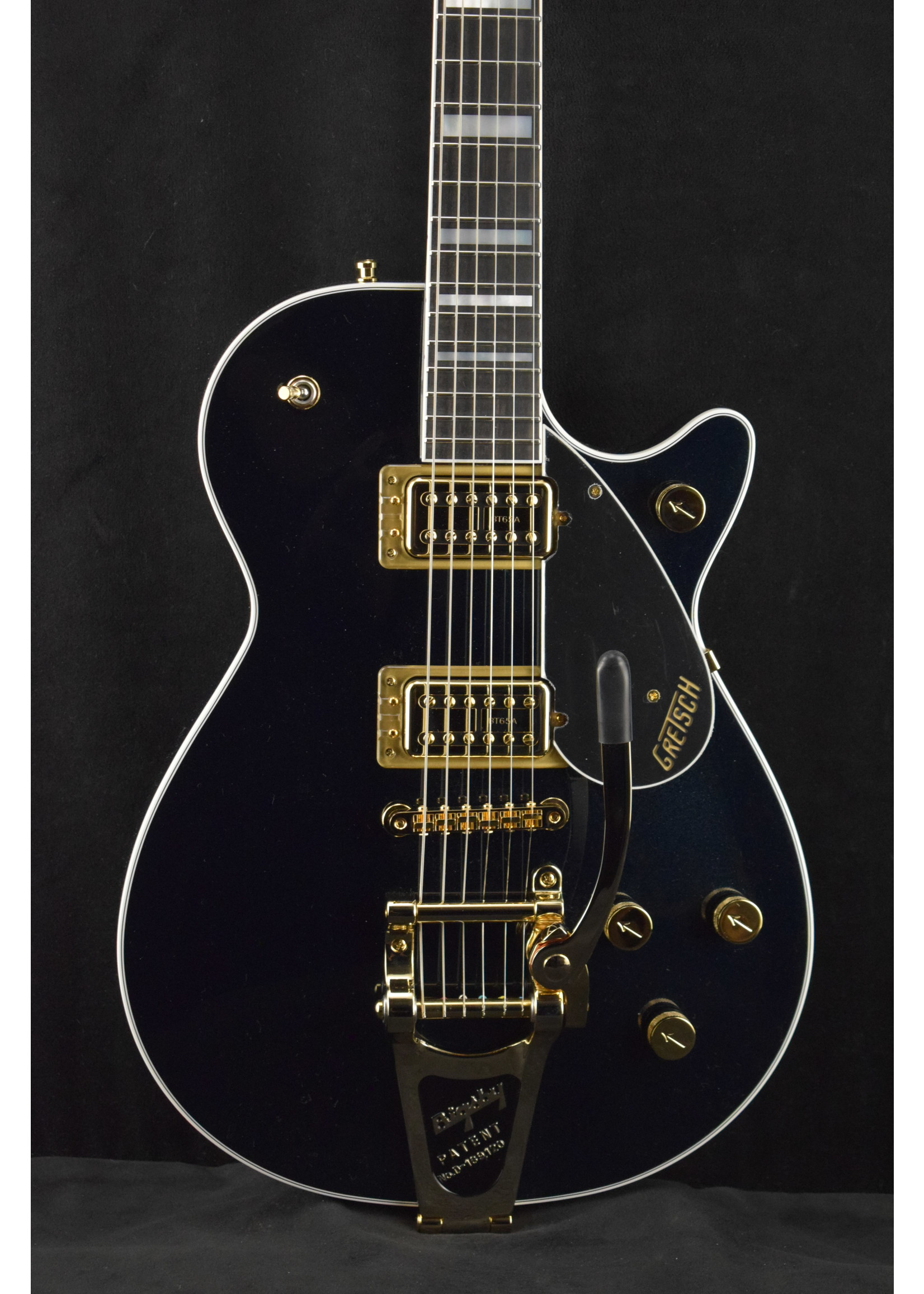 Gretsch Gretsch G6228TG Players Edition Jet BT with Bigsby Cadillac Green