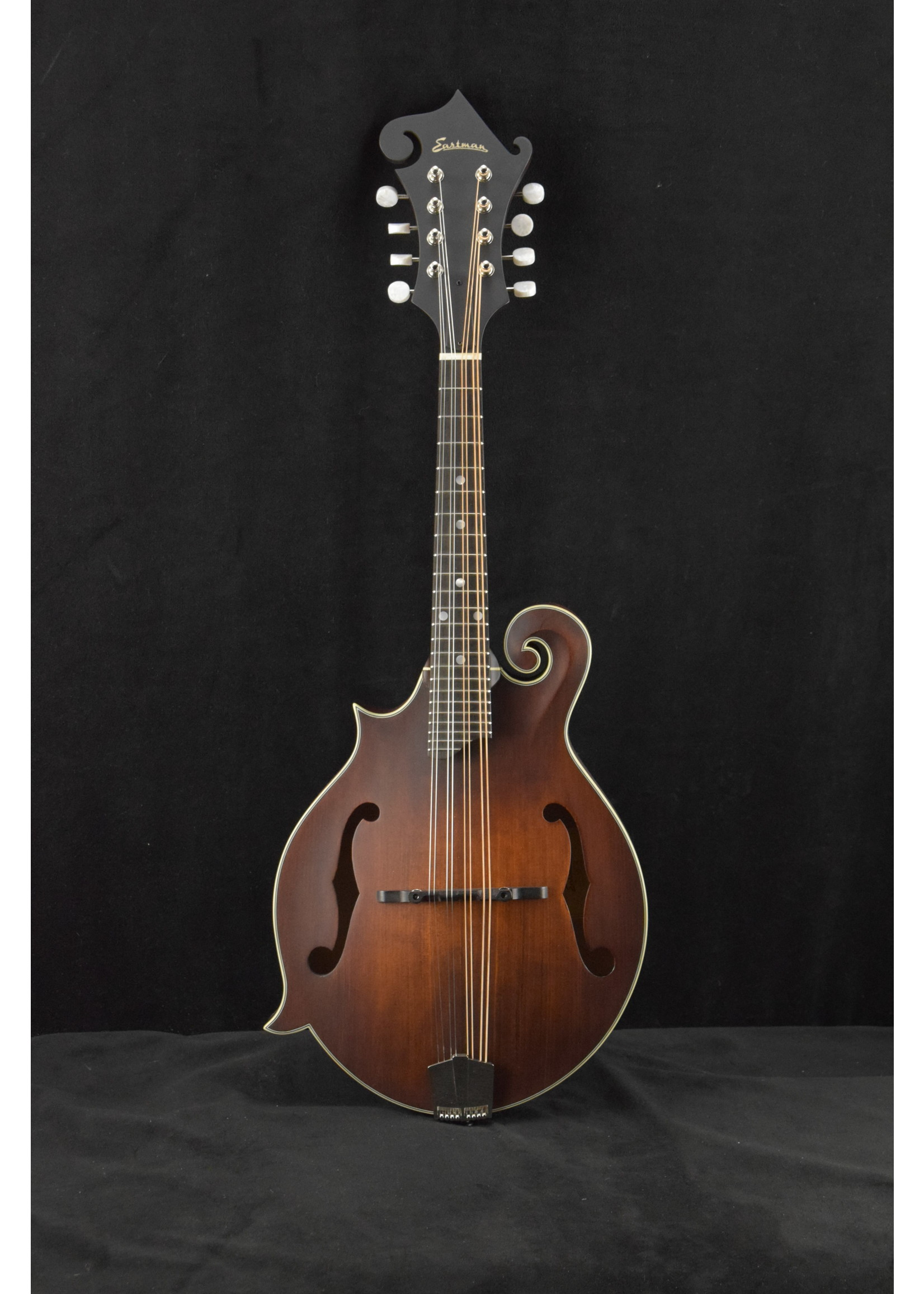 Eastman Eastman MD315L Left-Handed F-Style F-Hole Mandolin Classic Finish