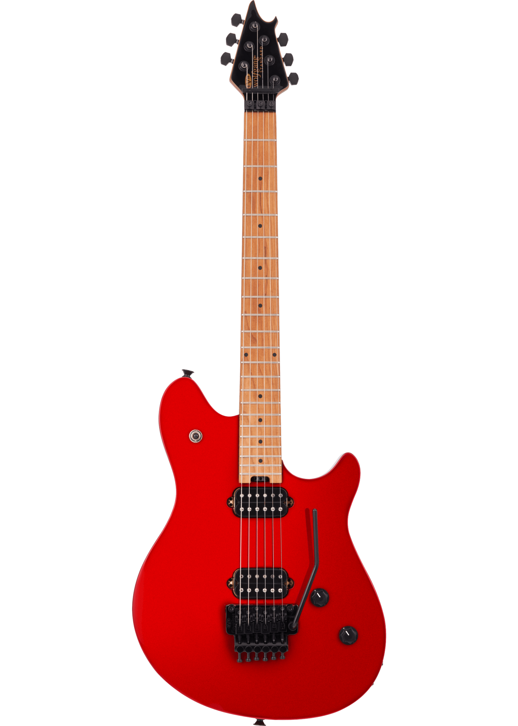 EVH EVH Wolfgang WG Standard with Baked Maple Neck Stryker Red