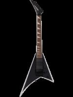 Jackson Jackson X Series RRX24-MG7 Rhoads Satin Black with Primer Gray Bevels