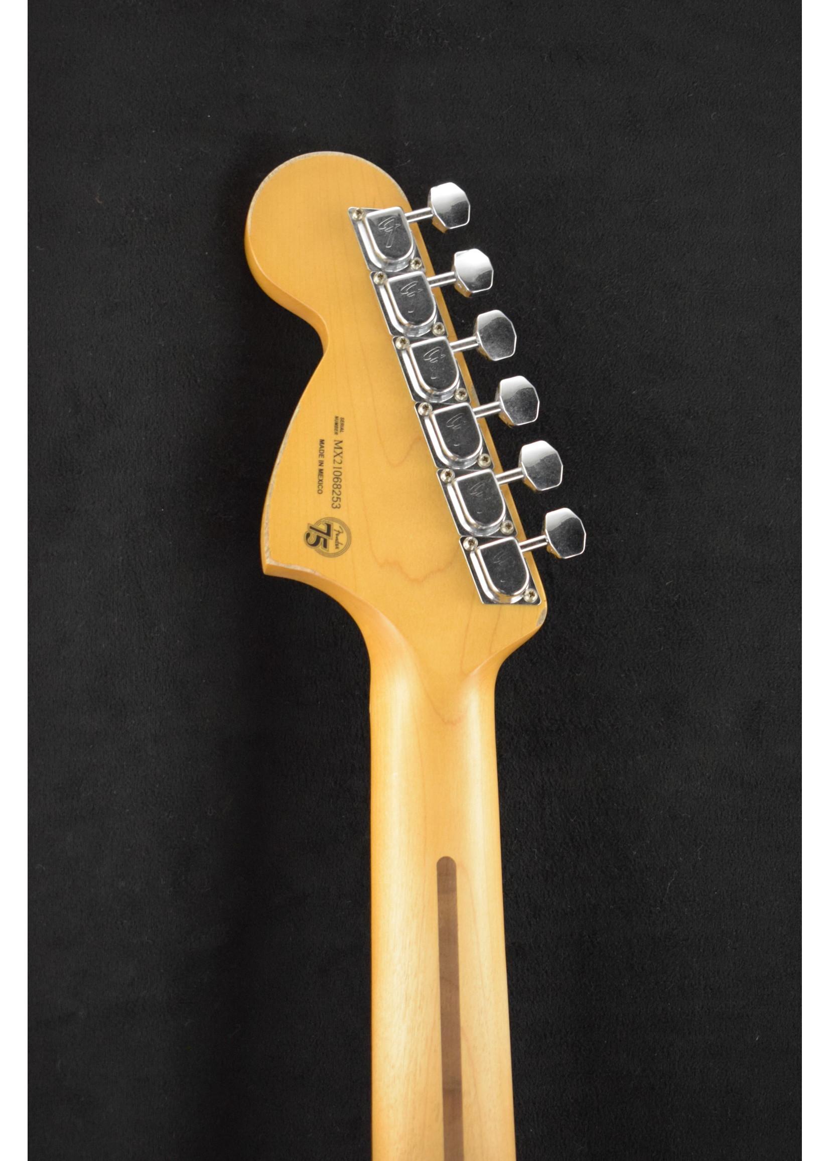 Fender Fender Vintera Road Worn '70s Telecaster Deluxe Olympic White
