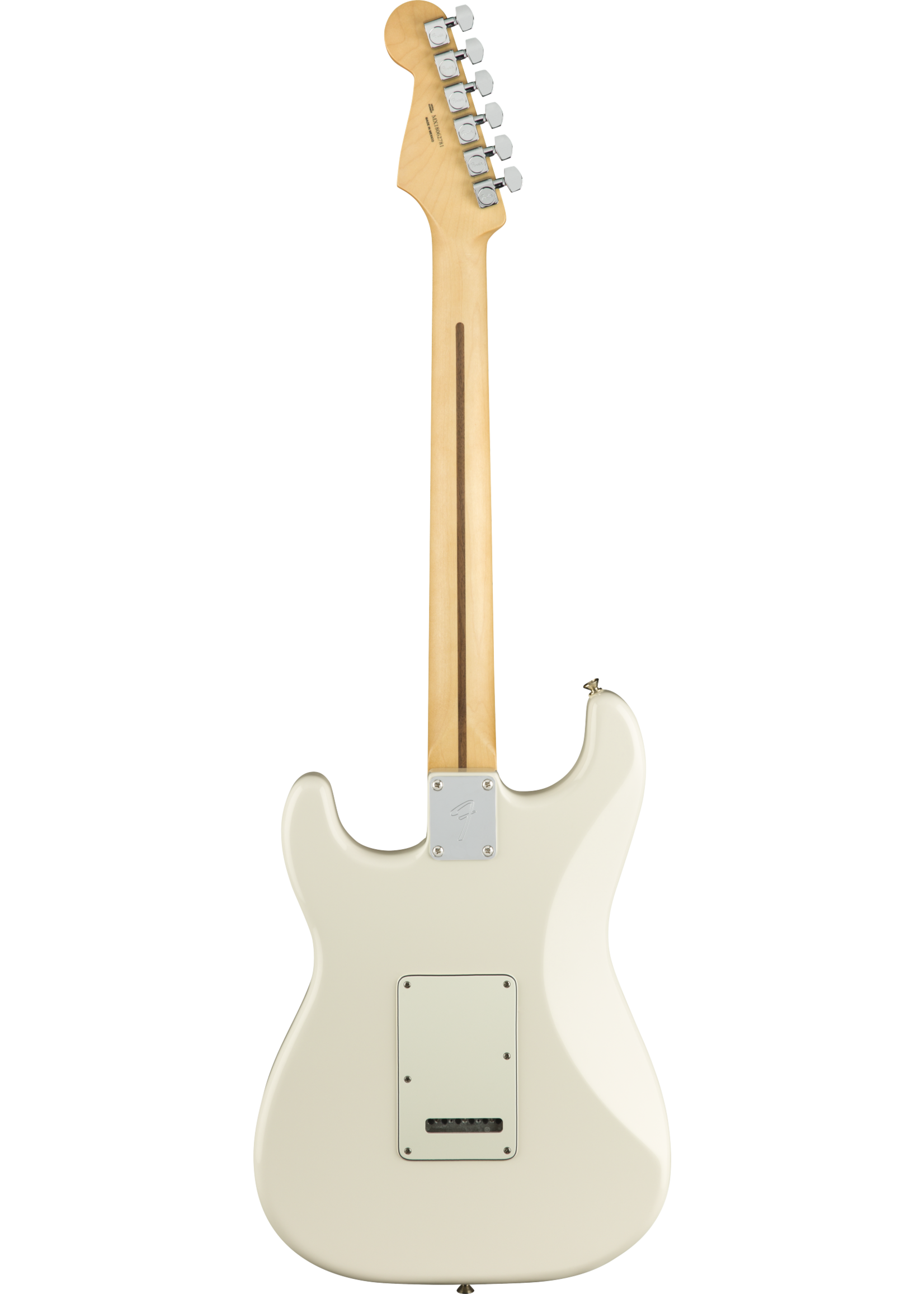 Fender Fender Player Stratocaster with Maple Fretboard Polar White