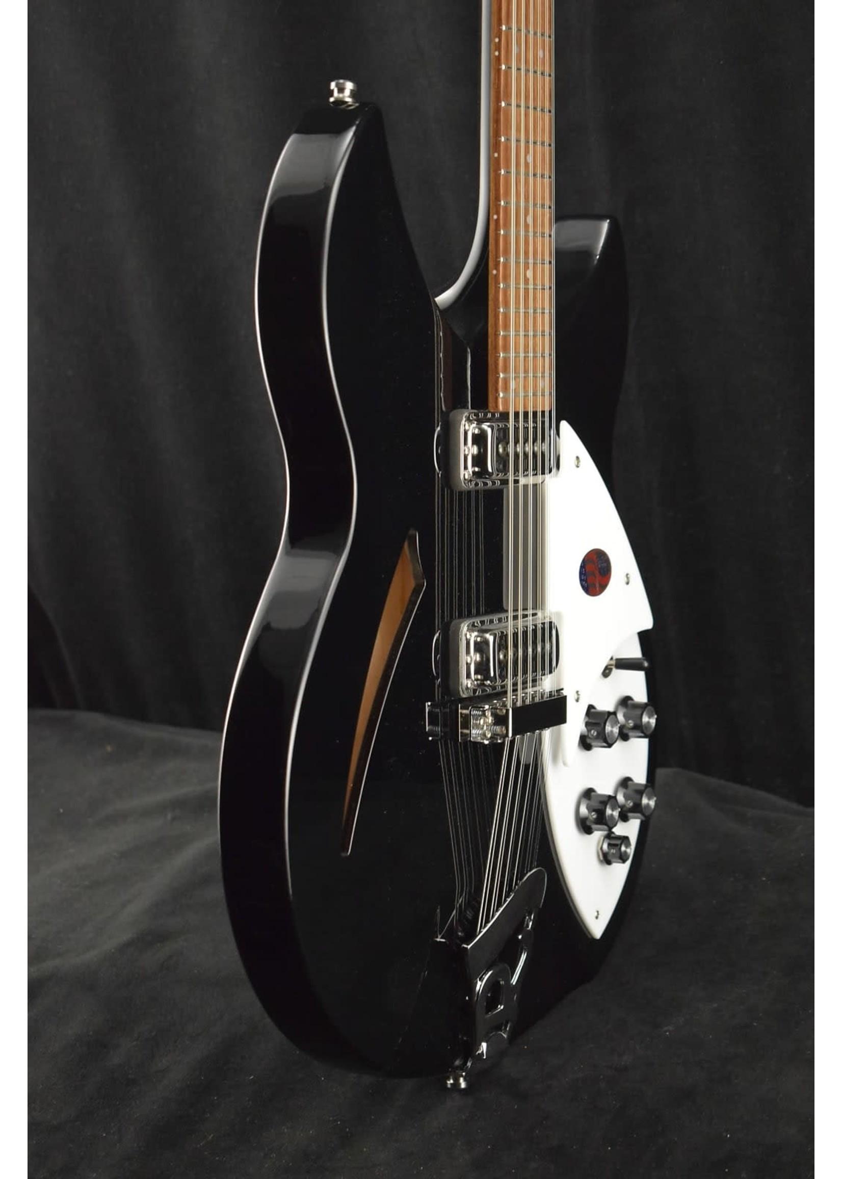 Rickenbacker Rickenbacker 330/12 12-String Jetglo