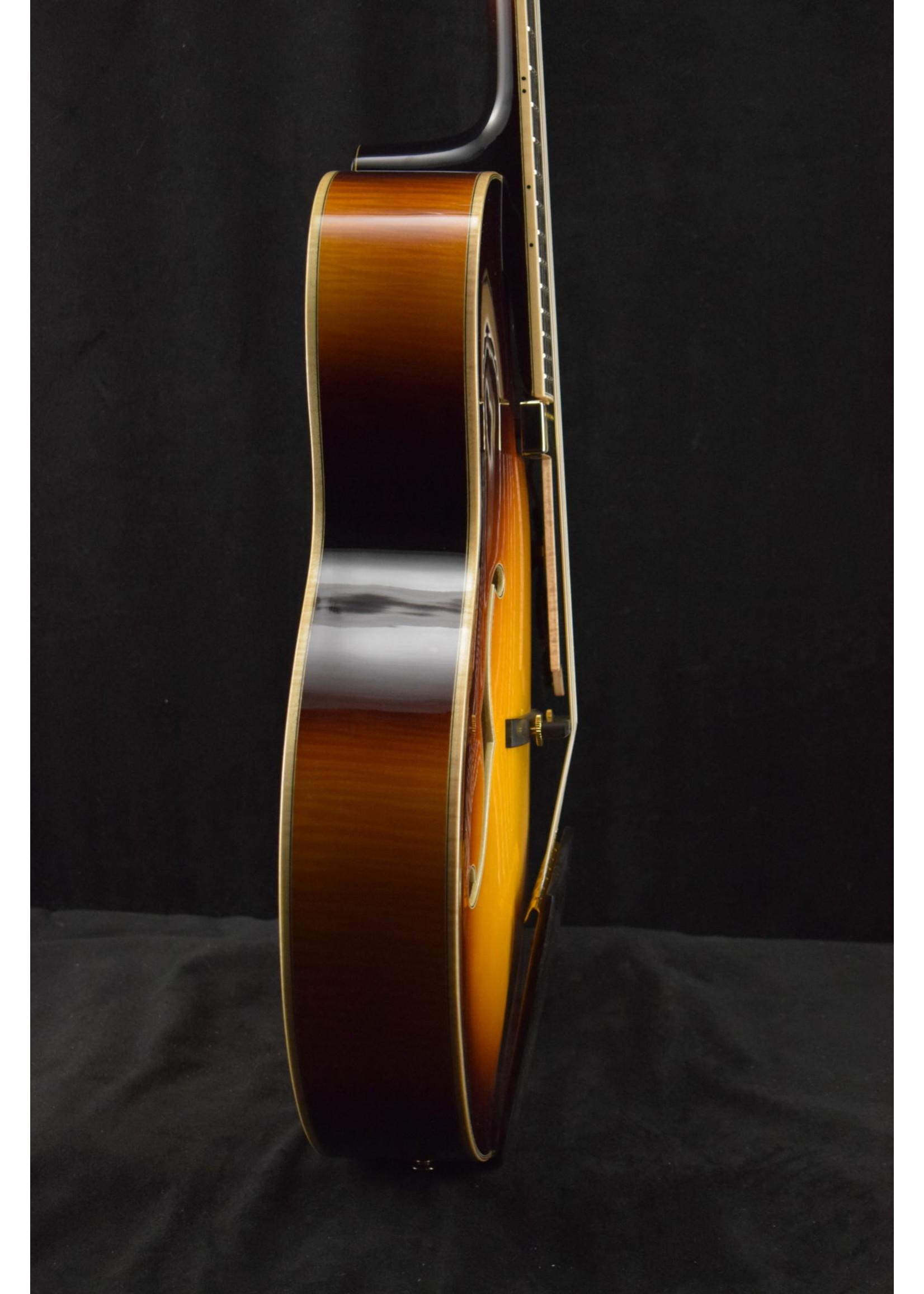 Eastman Eastman AR905CE-SB Archtop All Solid Wood Sunburst
