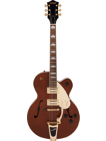 Gretsch Gretsch G2410TG Streamliner™ Hollow Body Single-Cut with Bigsby® and Gold Hardware Single Barrel