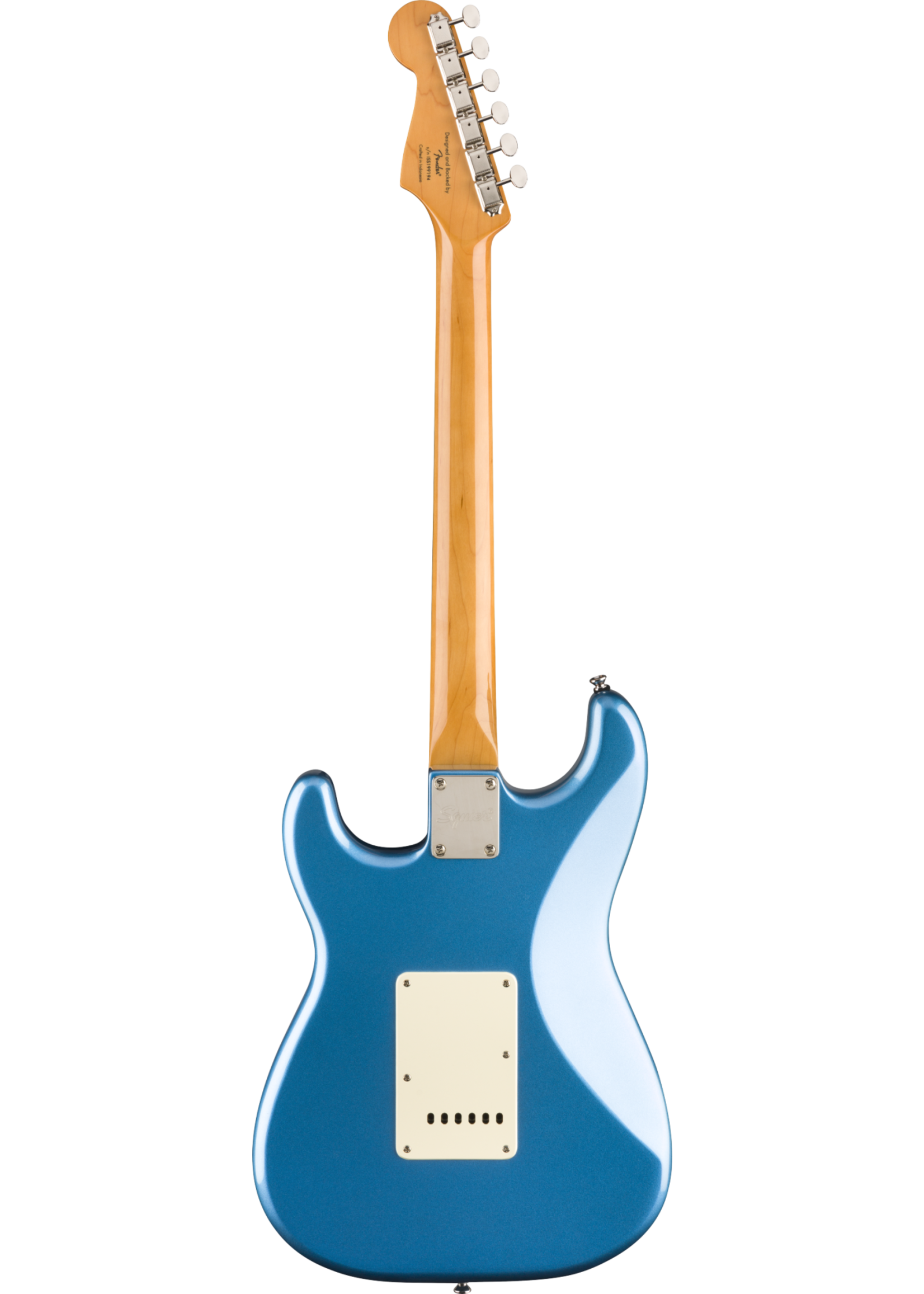 Squier Squier Classic Vibe '60s Stratocaster Lake Placid Blue