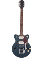 Gretsch Gretsch G2655T-P90 Streamliner™ Center Block Jr. Double-Cut P90 with Bigsby Two-Tone Midnight Sapphire