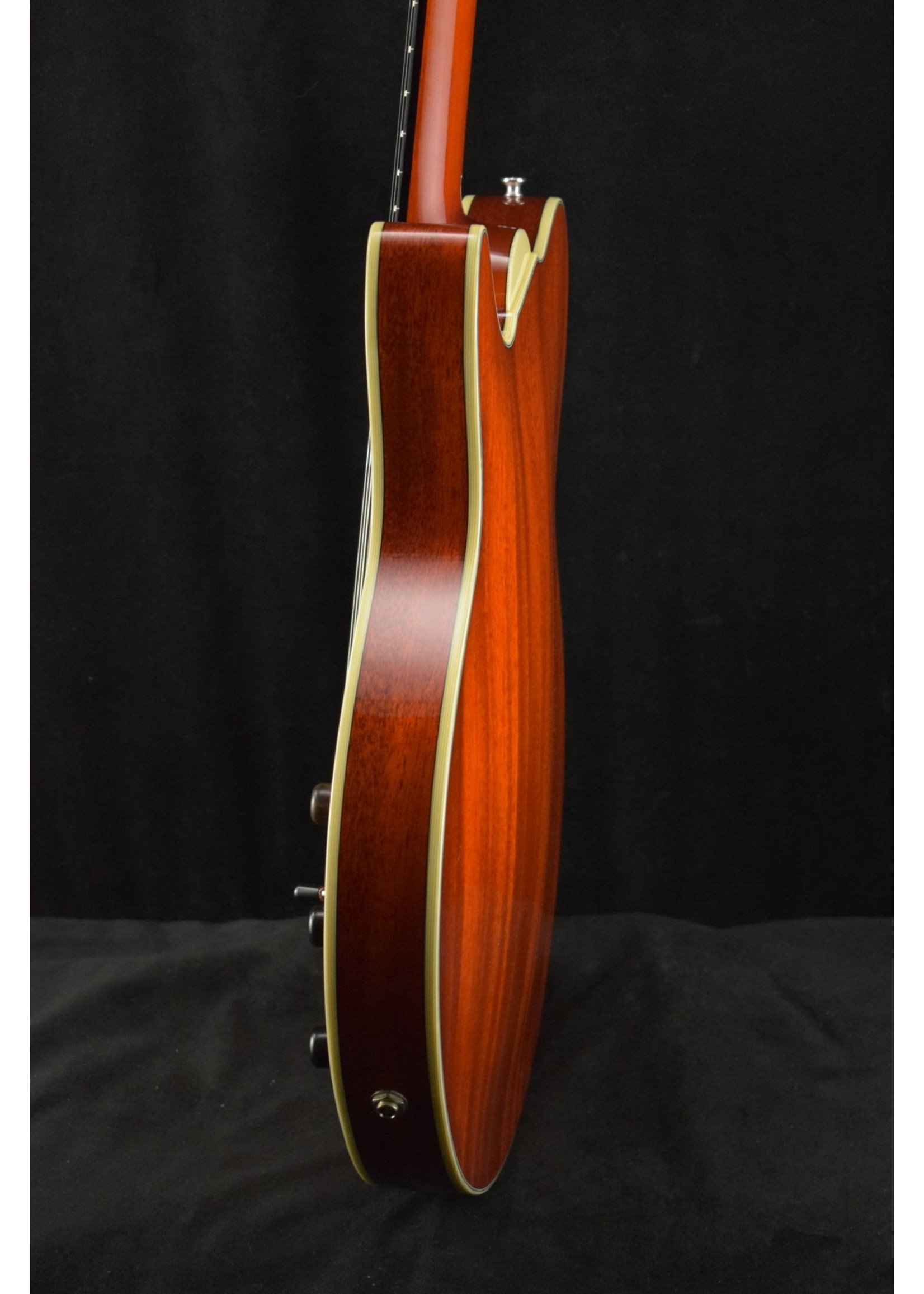 Eastman Eastman Limited Edition Romeo-SC Red Burst Finish