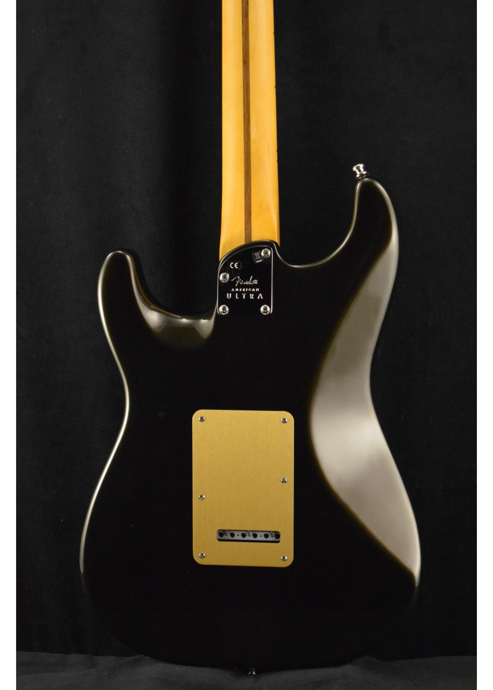 Fender Fender American Ultra Stratocaster MN Maple Neck Texas Tea