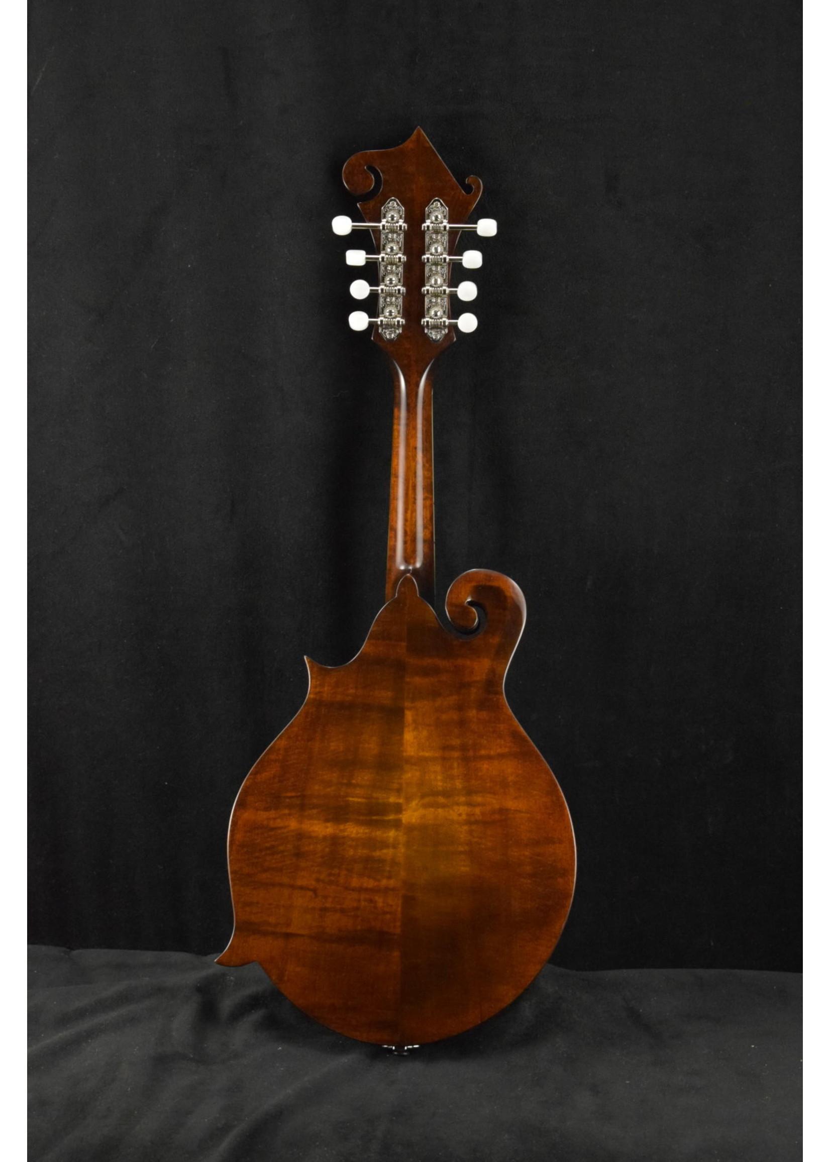 Eastman Eastman MD514 F-Style Oval-Hole Mandolin Classic Finish