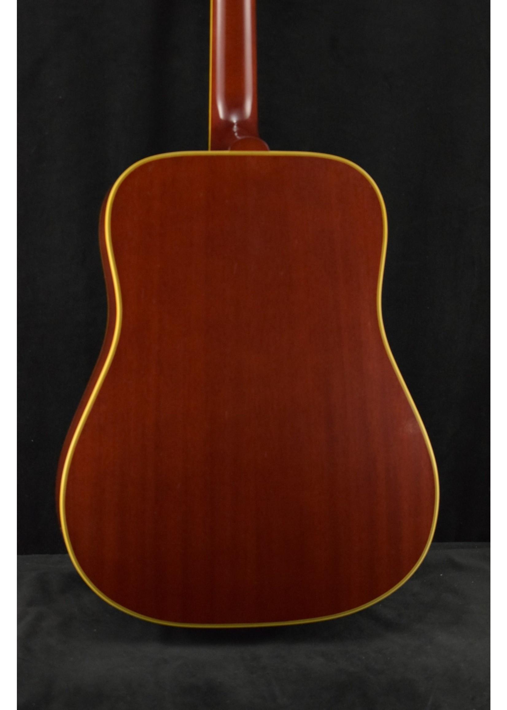 Gibson Gibson 1960 Hummingbird Fixed Bridge Heritage Cherry Sunburst