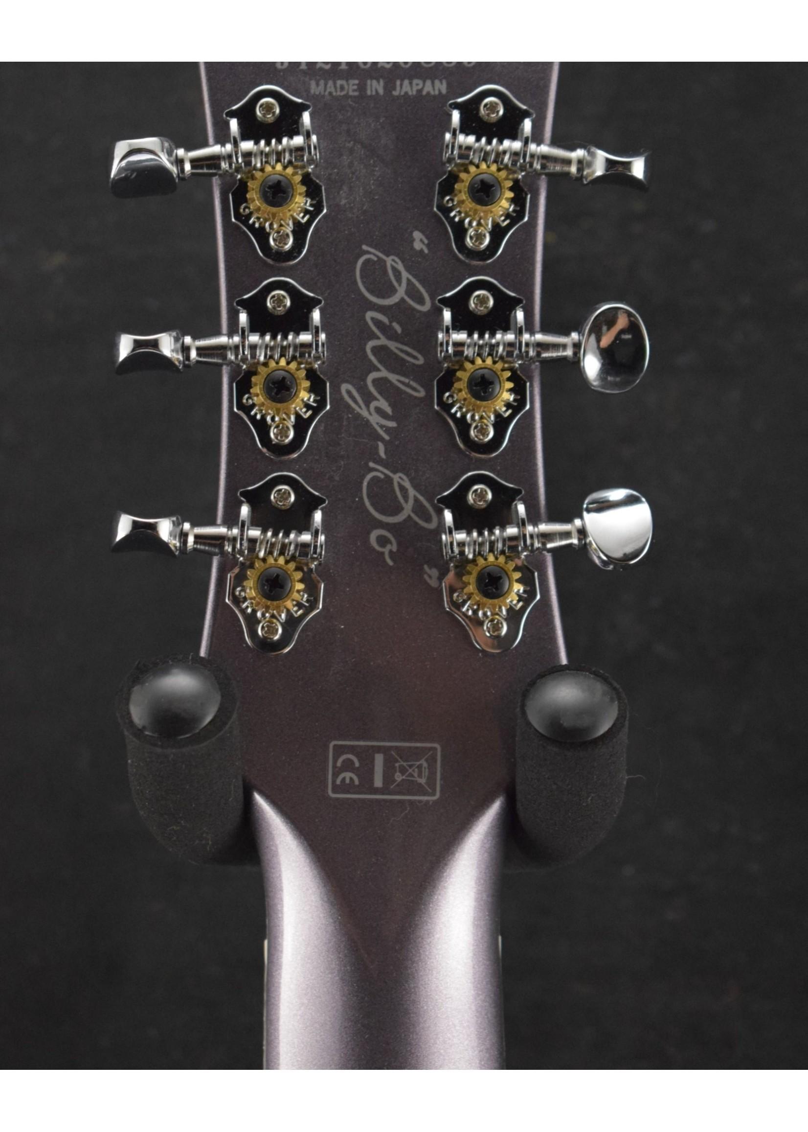 Gretsch Gretsch G6199TSL-SMG Billy-Bo Jupiter Thunderbird (Fuller's Exclusive) Smoke Gray/Violet Metallic