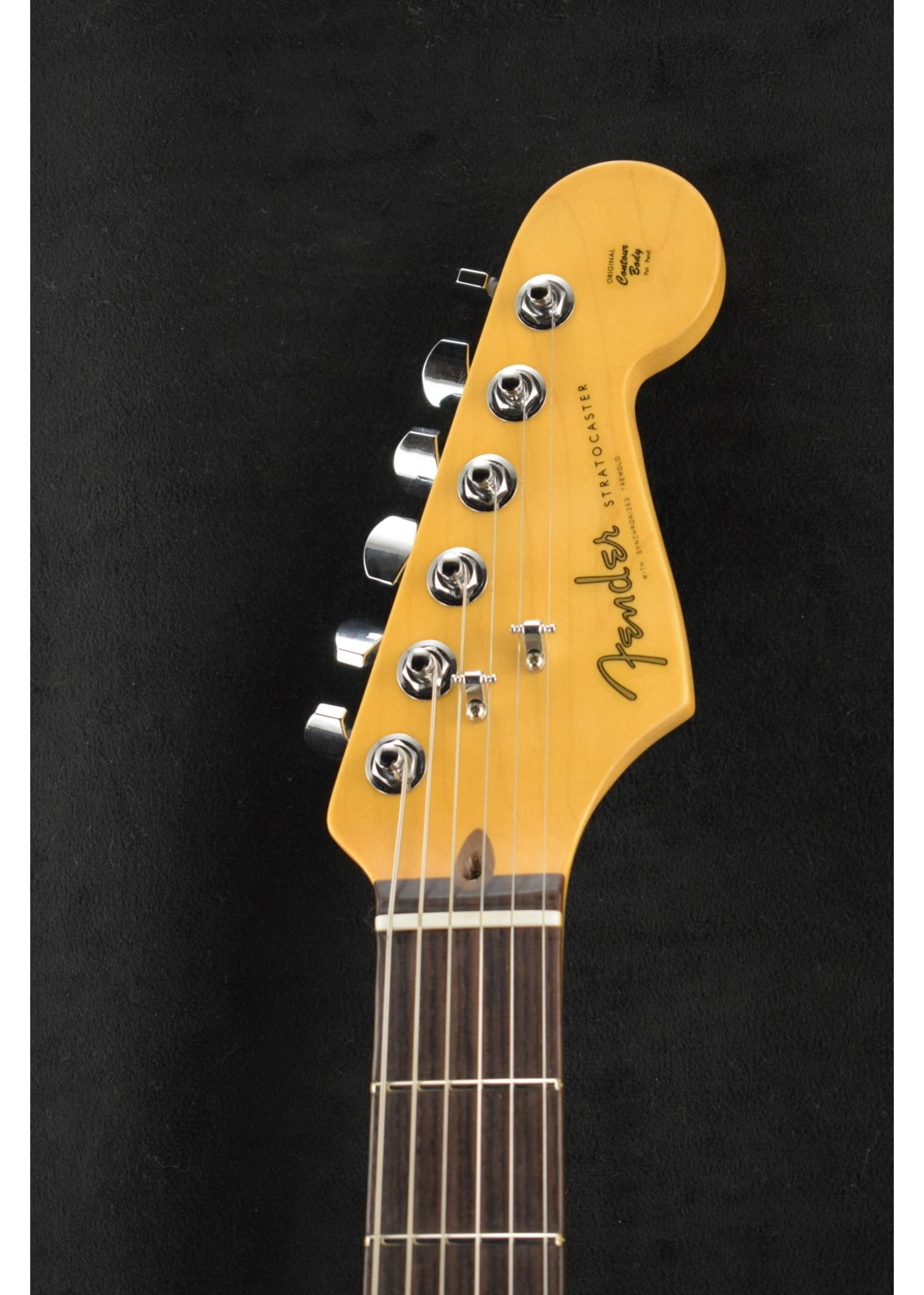 Fender Fender Cory Wong Stratocaster Sapphire Blue Transparent