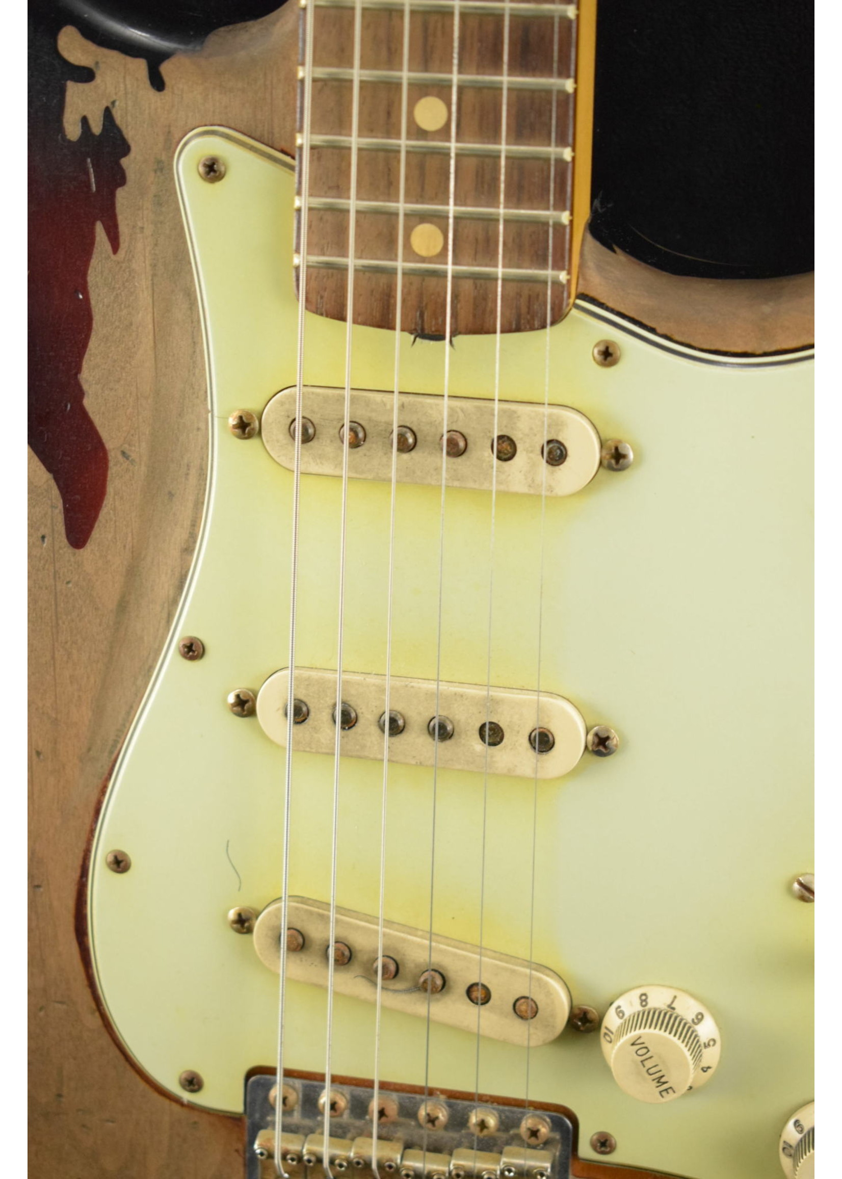 Fender Fender Used Custom Shop Rory Gallagher Signature Stratocaster