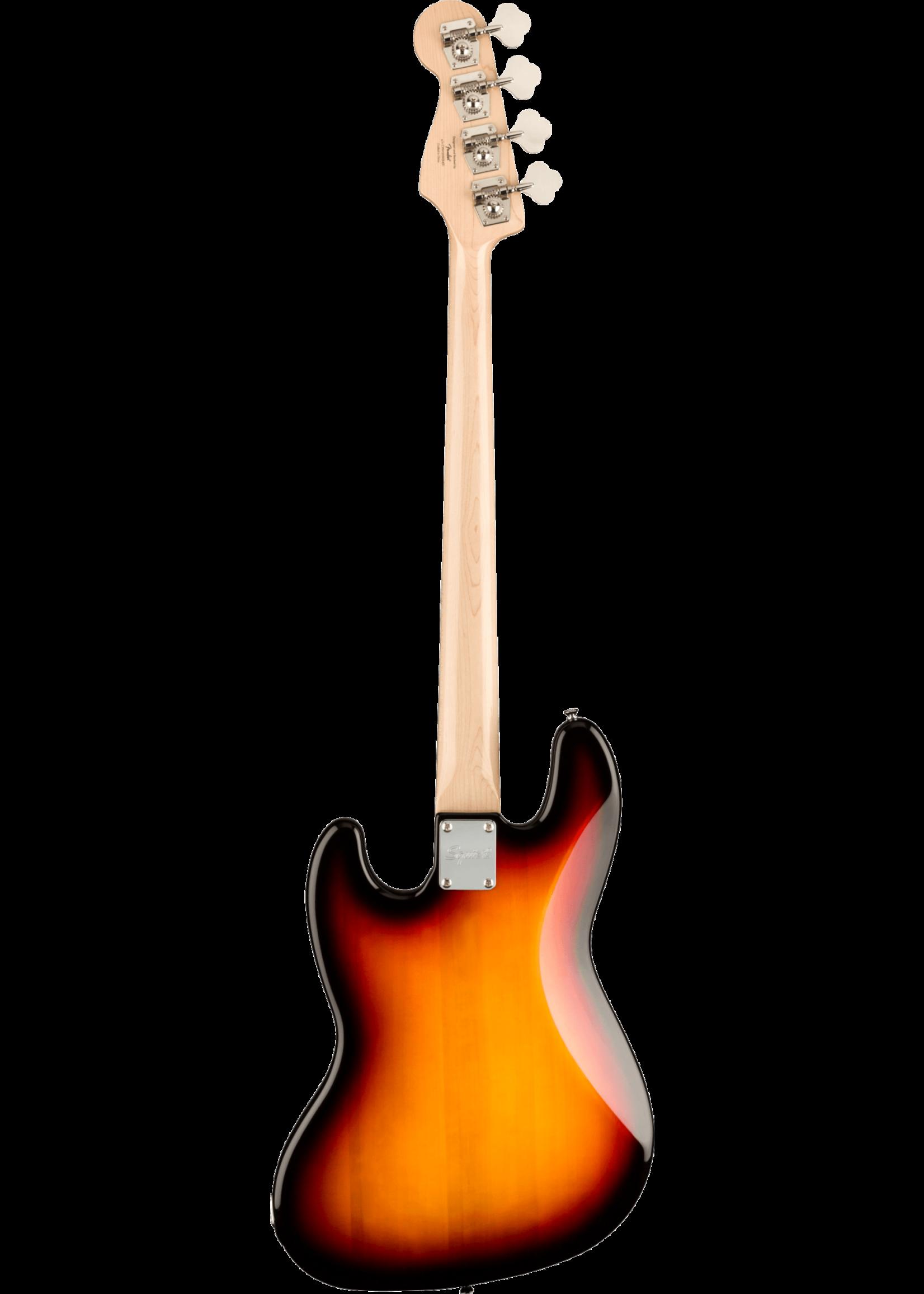 Squier Squier Paranormal Jazz Bass® '54 3-Color Sunburst